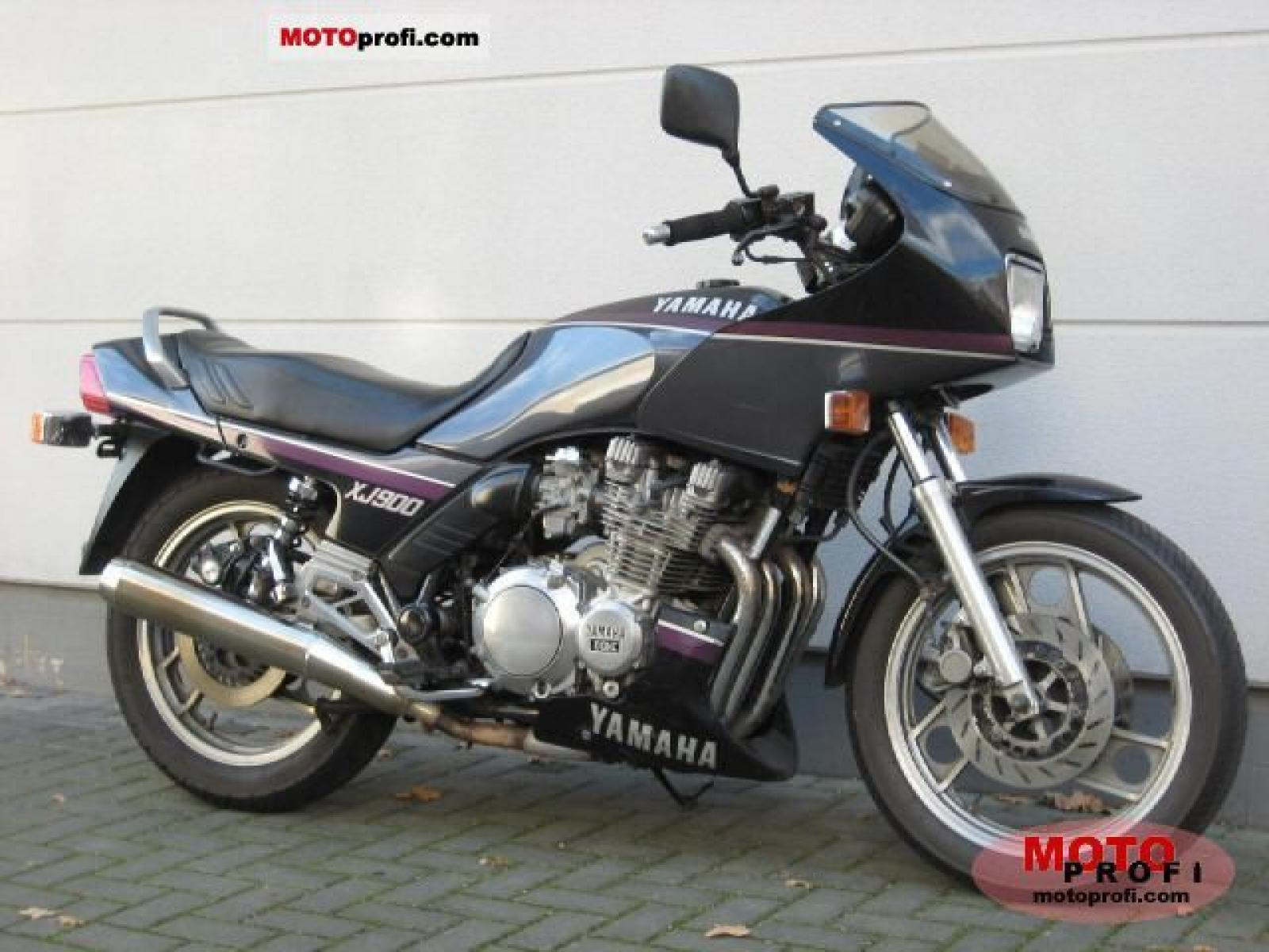 yamaha xj 900 f pics specs and list of seriess by year. Black Bedroom Furniture Sets. Home Design Ideas