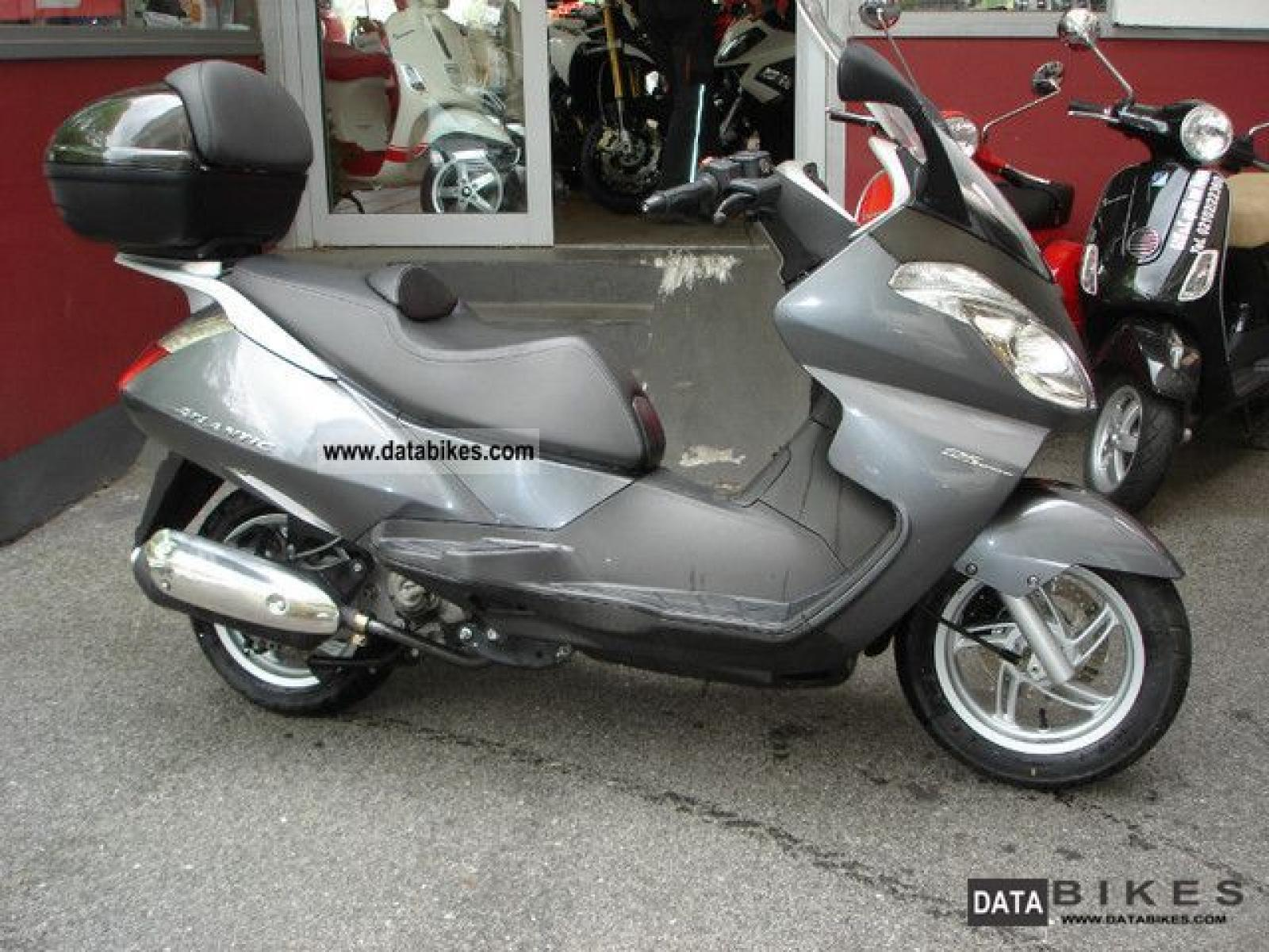 Aprilia Atlantic 125 images #75813