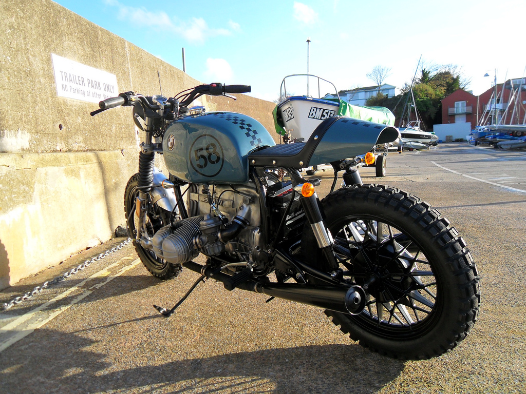 BMW R100CS images #12568