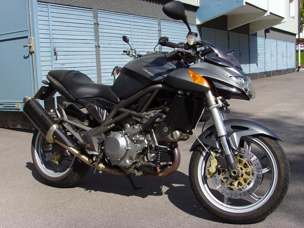 Cagiva Xtra Raptor 1000 images #68007