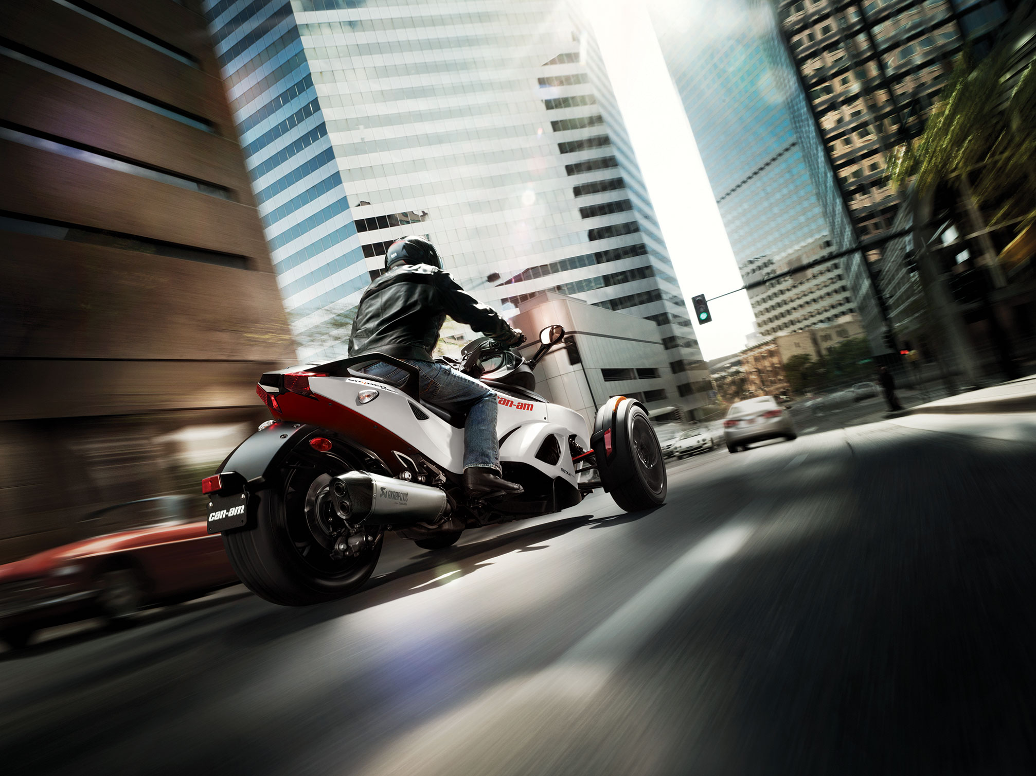 Can-Am Spyder RS-S images #153613