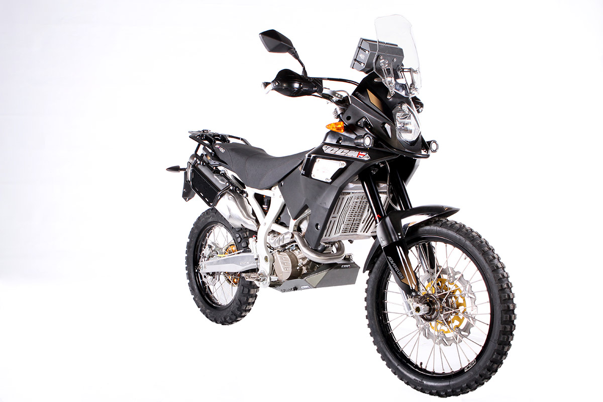 CCM 404DS Dualsport Moto 2004 images #68207