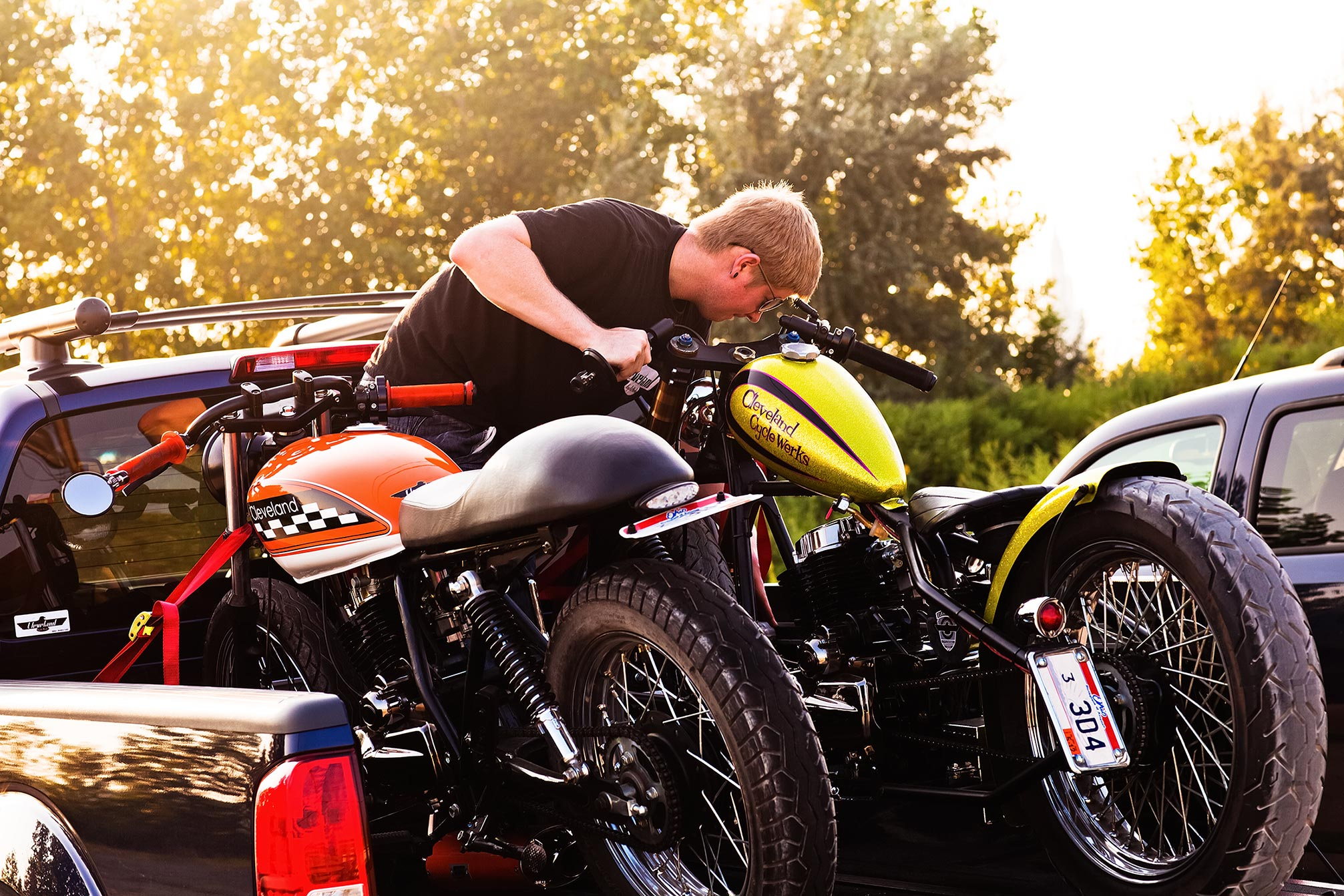 Cleveland CycleWerks Ace Deluxe images #155990