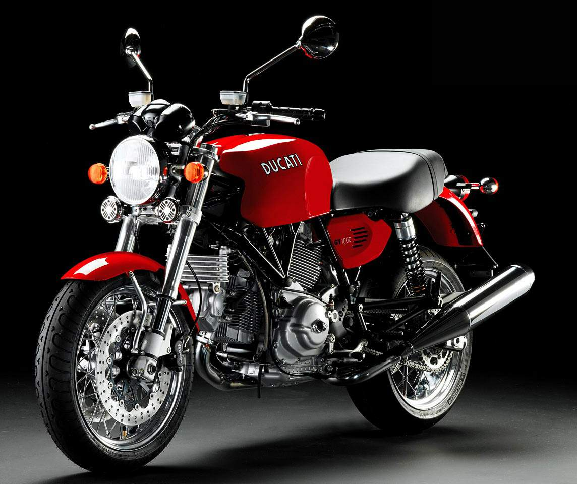 Ducati GT 1000 Touring wallpapers #148557