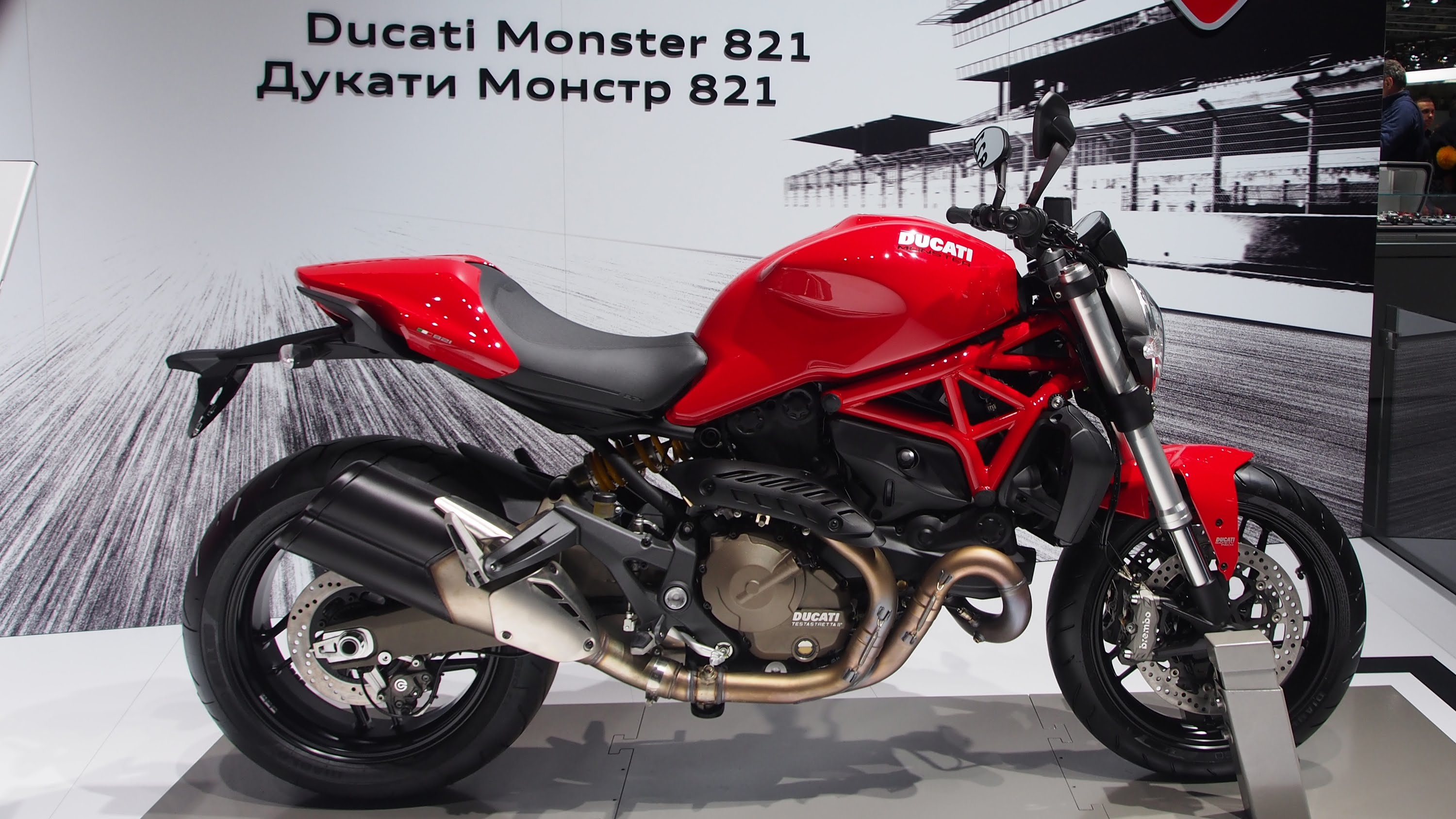 Ducati Monster 821 images #79381