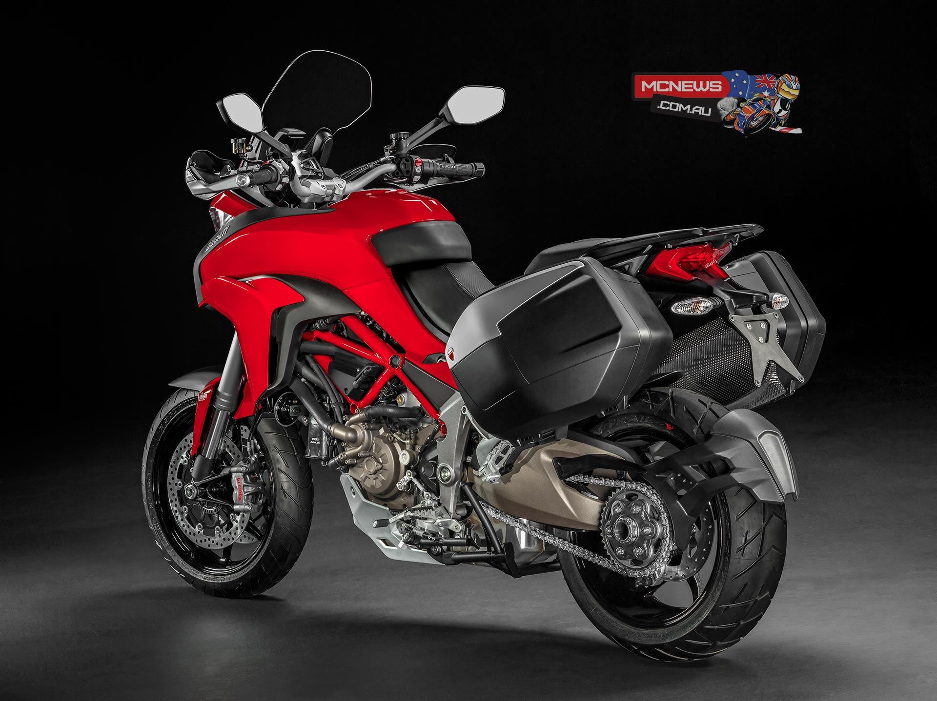 Ducati Multistrada 1200 S Touring wallpapers #163432