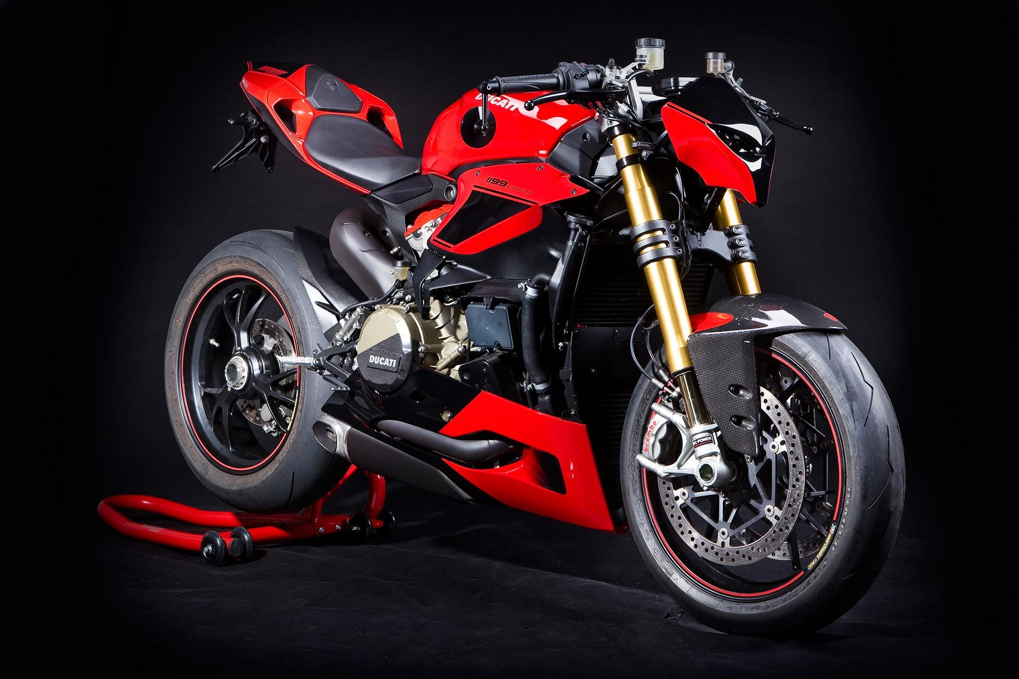 Ducati Streetfighter S wallpapers #12864