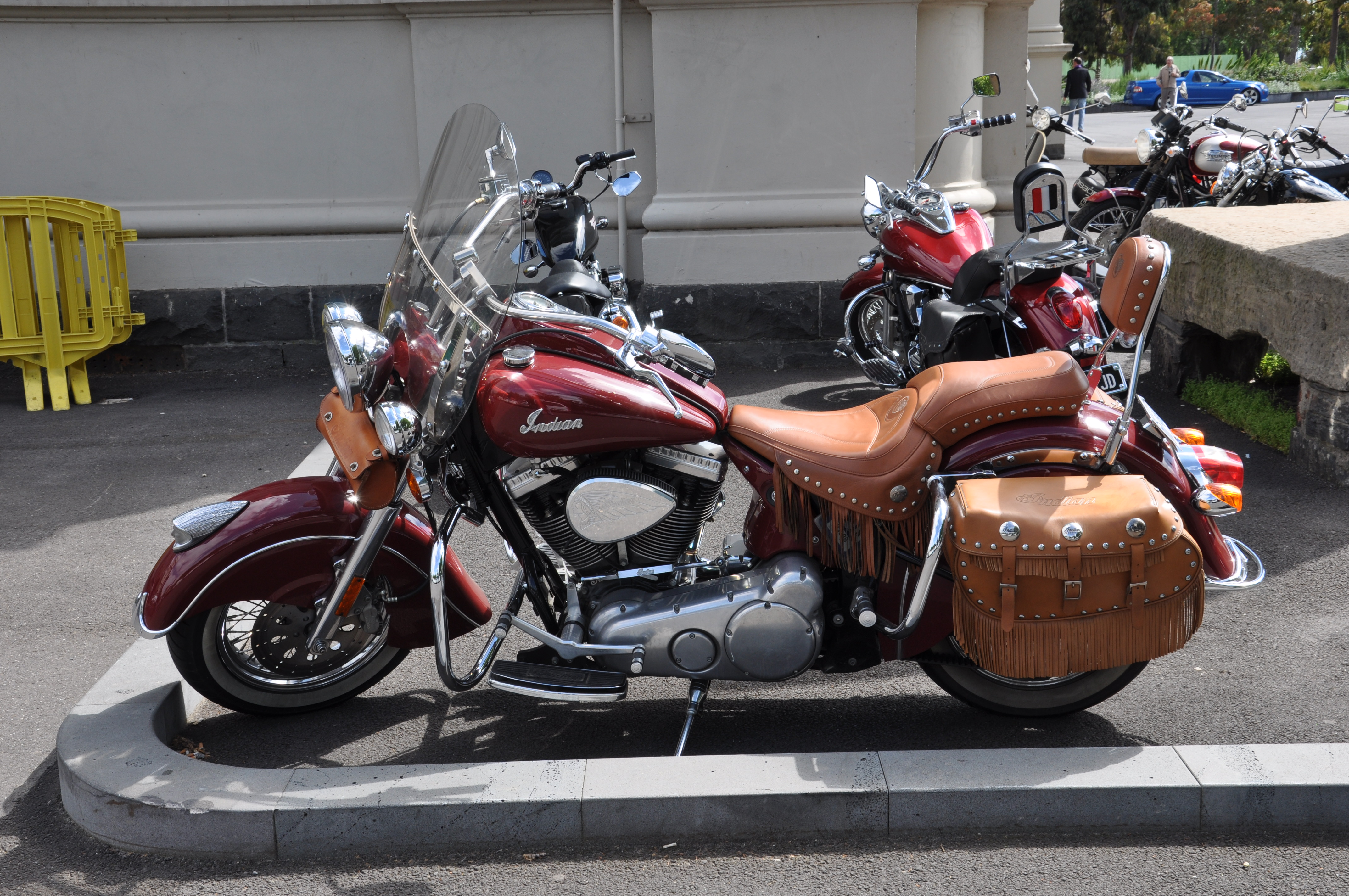Indian Chief Standard 2009 images #99321