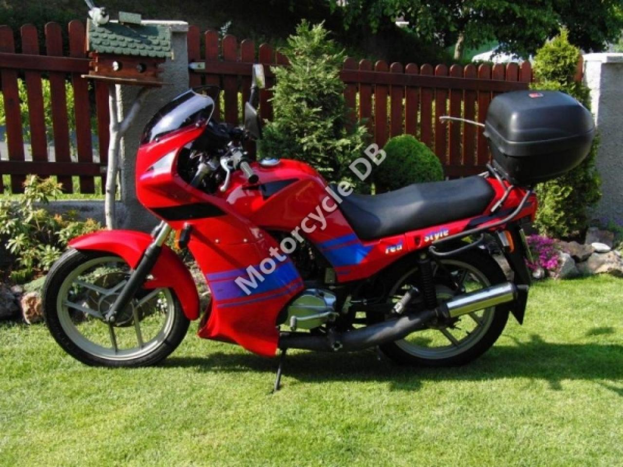 1997 jawa 350 style pics specs and information. Black Bedroom Furniture Sets. Home Design Ideas