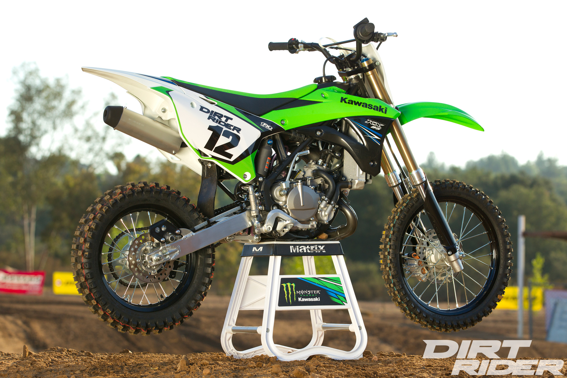 Kawasaki KX 85 II wallpapers #160559
