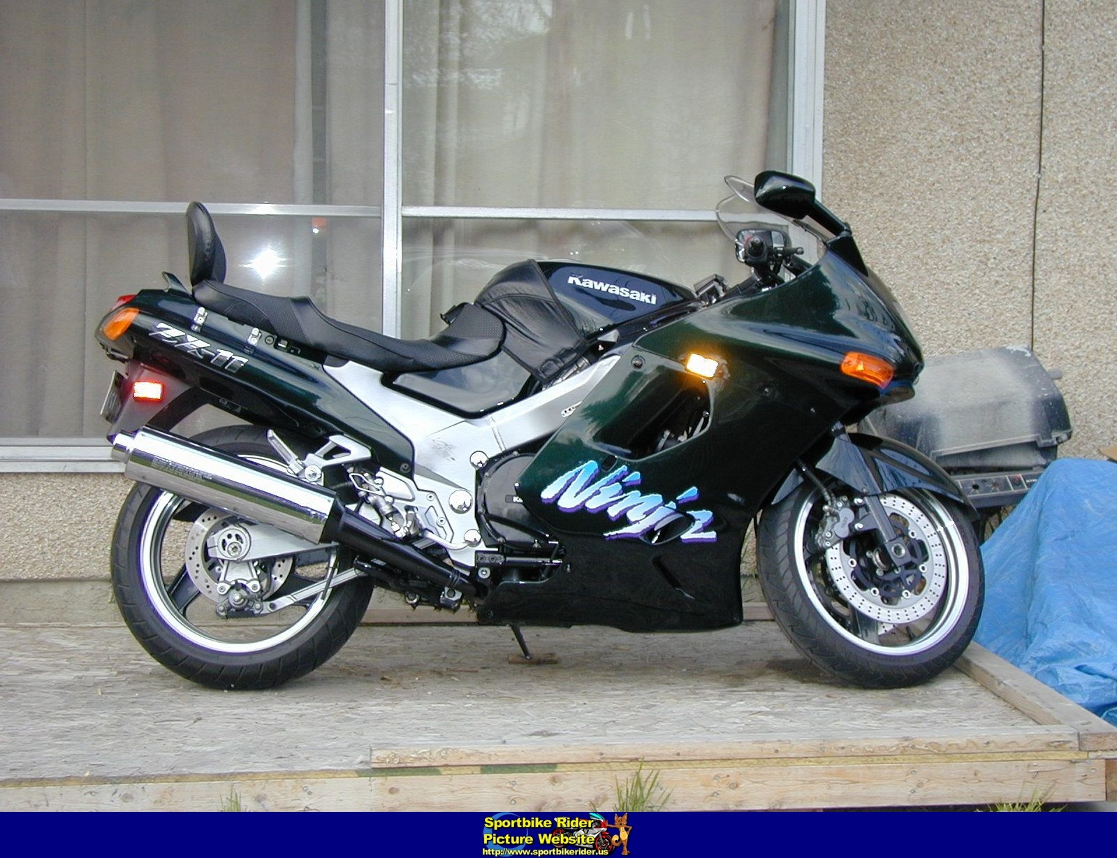 Kawasaki ZZR 1100 wallpapers #134576