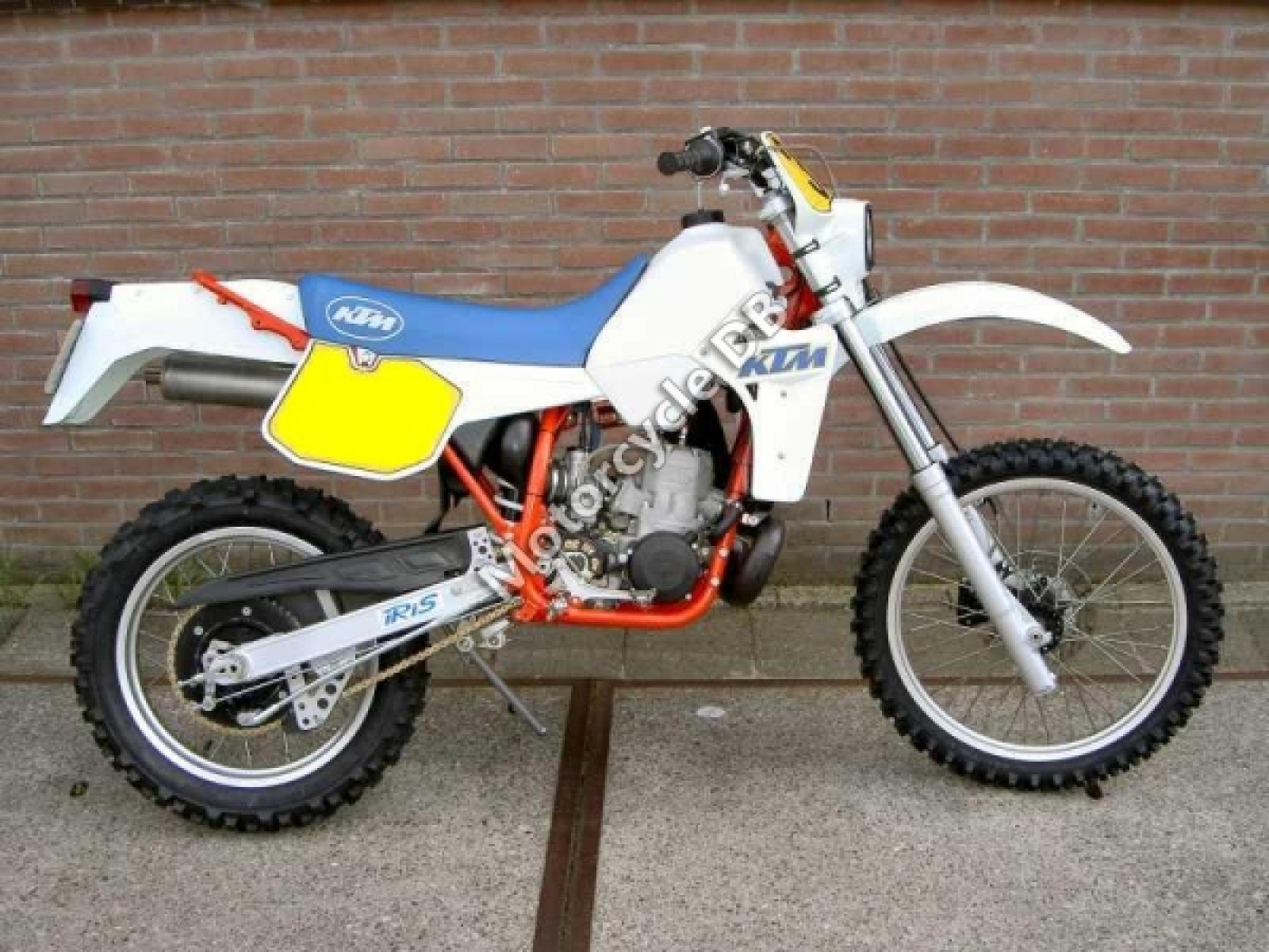 KTM 125 LC2 1998 wallpapers #162141