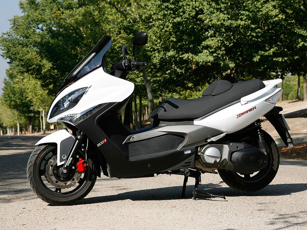 Kymco Xciting 500i 2010 images #101991