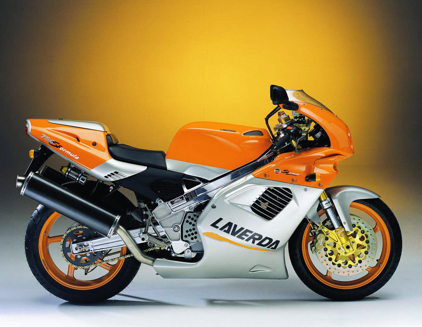 Laverda 650 Ghost Strike images #101798