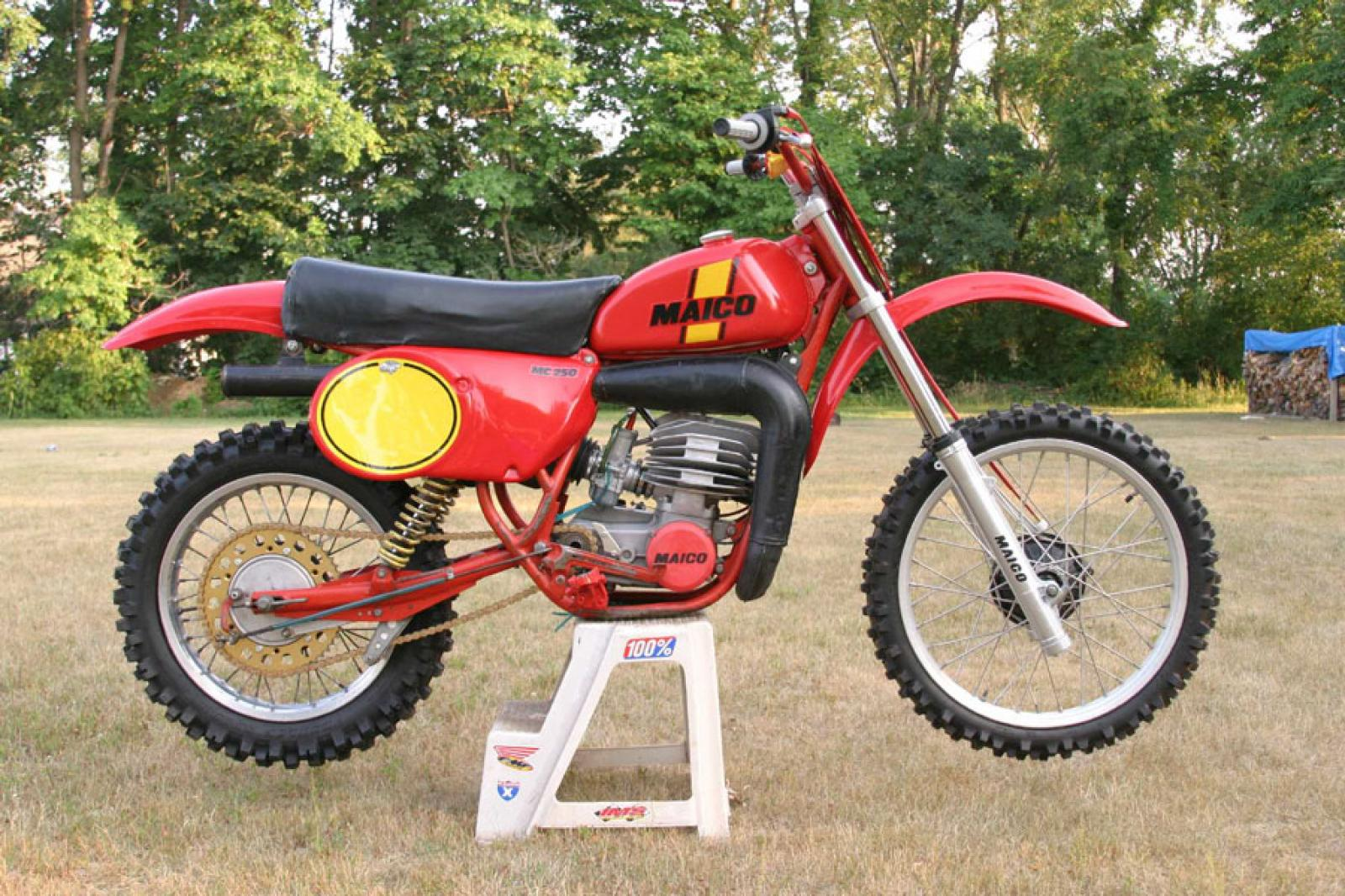 Maico GME 250 1984 images #102387
