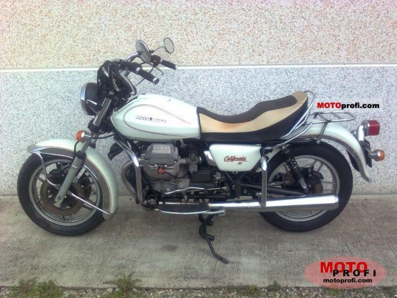 Moto Guzzi California II images #106934
