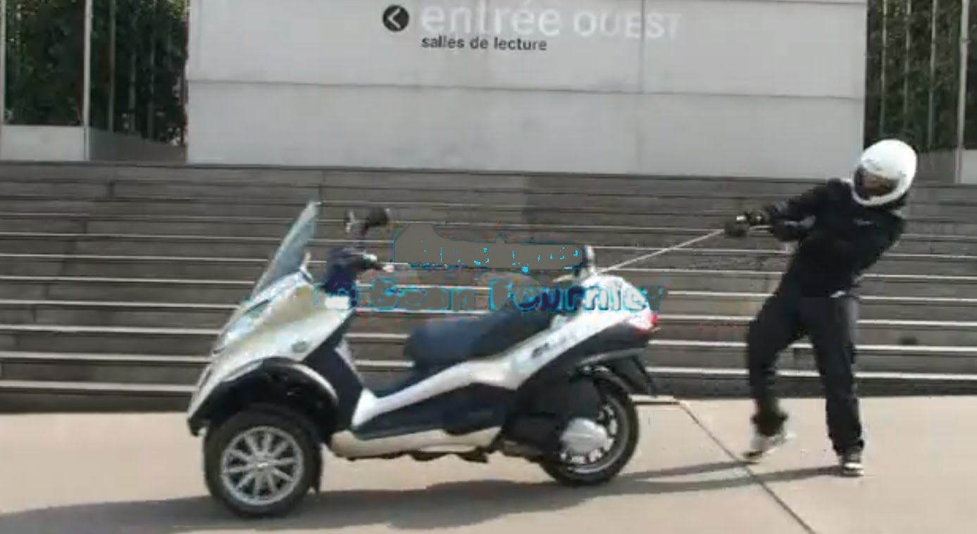 Piaggio MP3 125 Hybrid 2010 images #120237