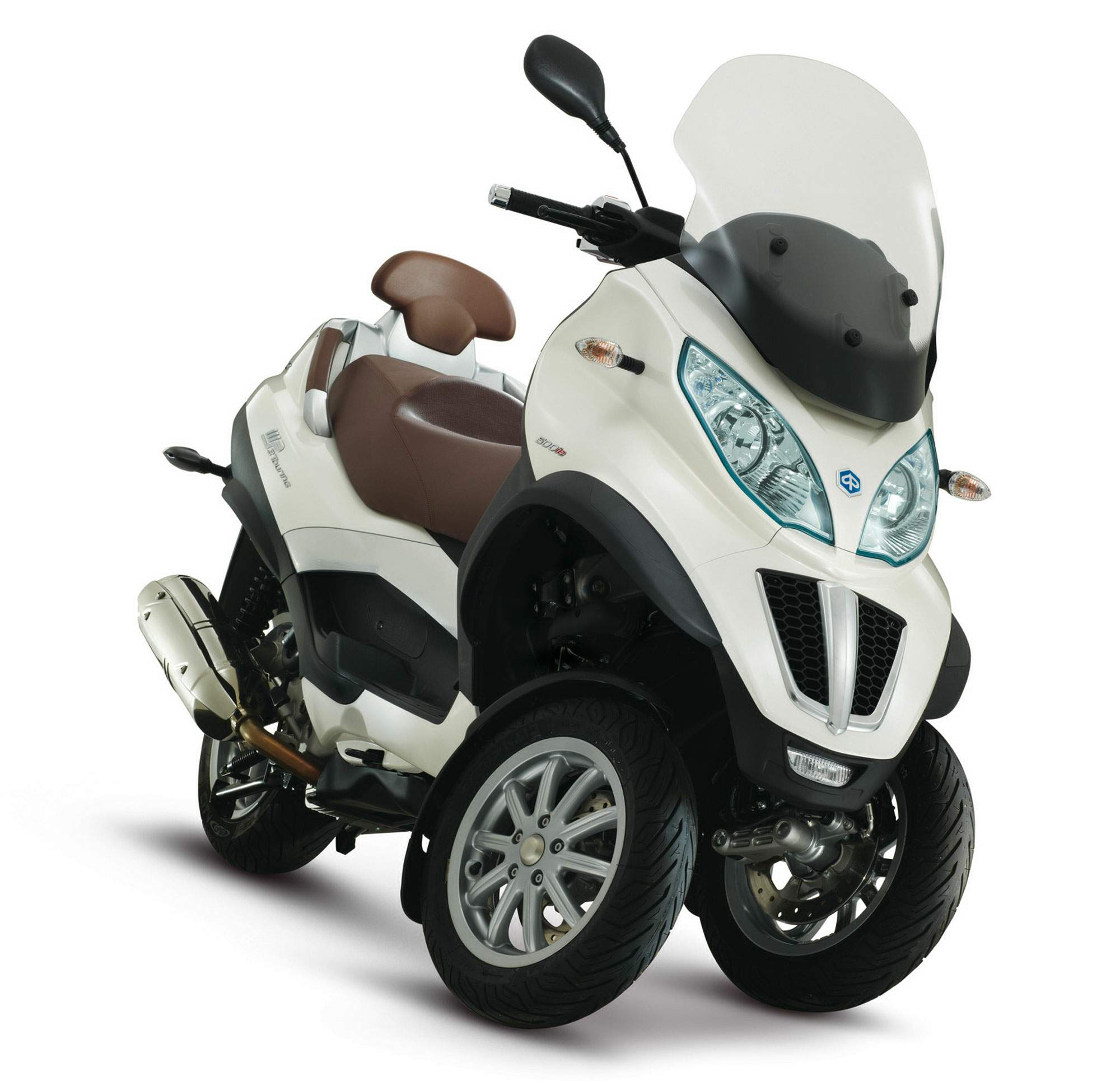 Piaggio MP3 Touring 125 2012 images #120336