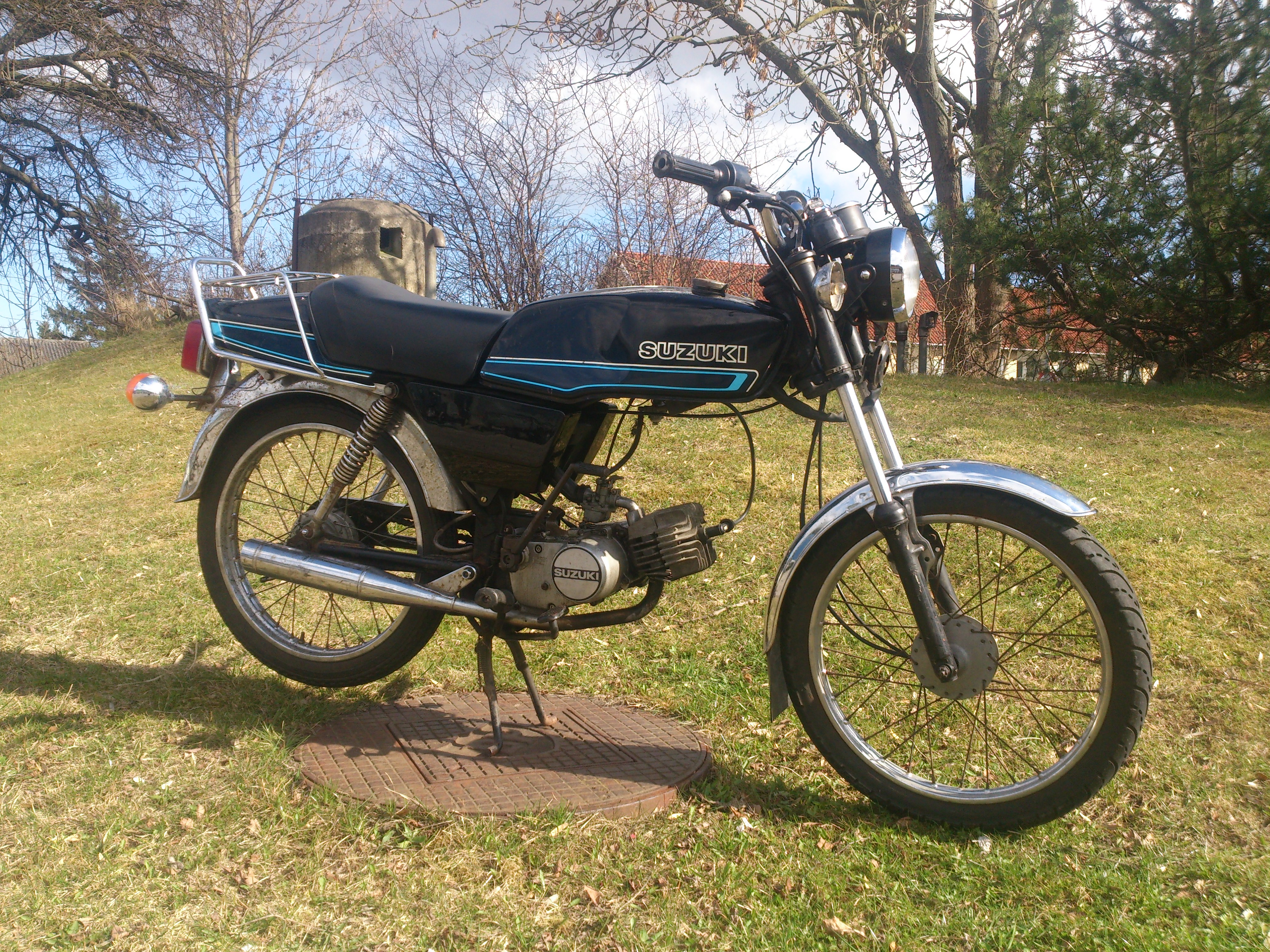 Puch 350 HWE 1985 images #121527