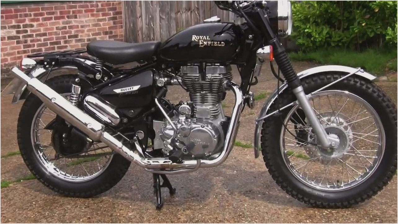 Royal Enfield Bullet 500 Trial Trail 2003 images #123201