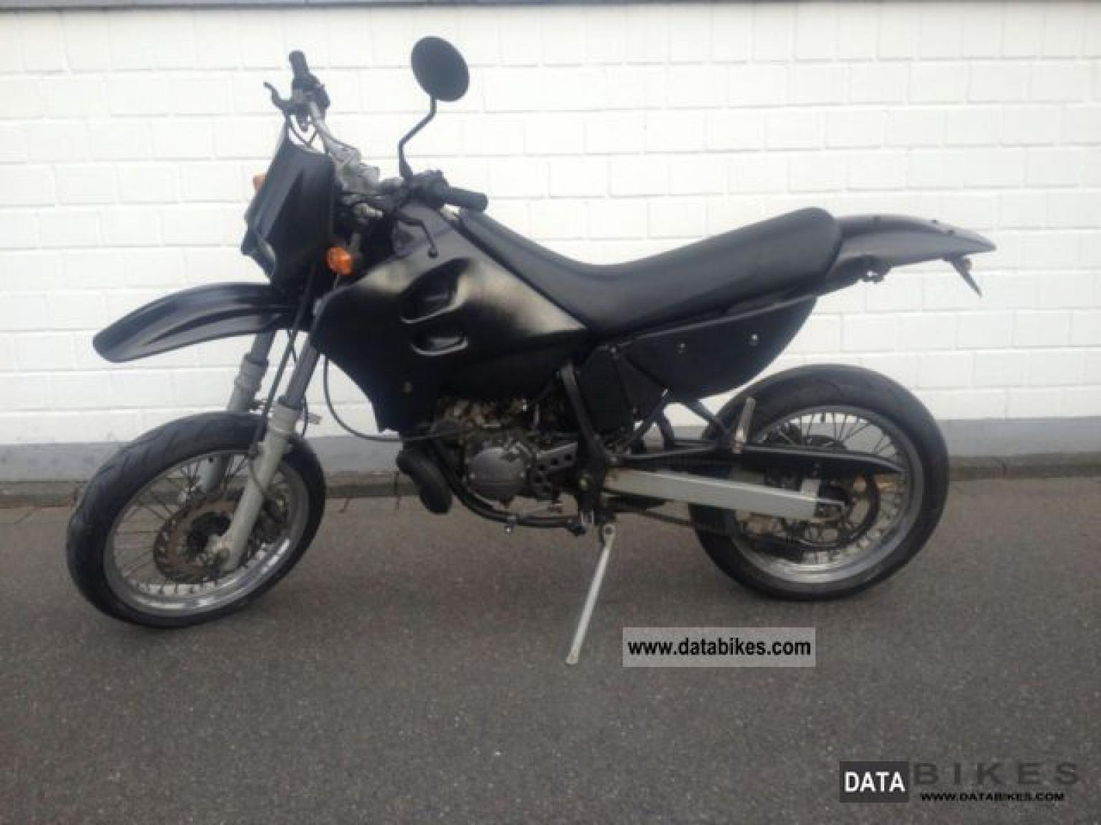 Sachs ZZ 125 1998 images #124191