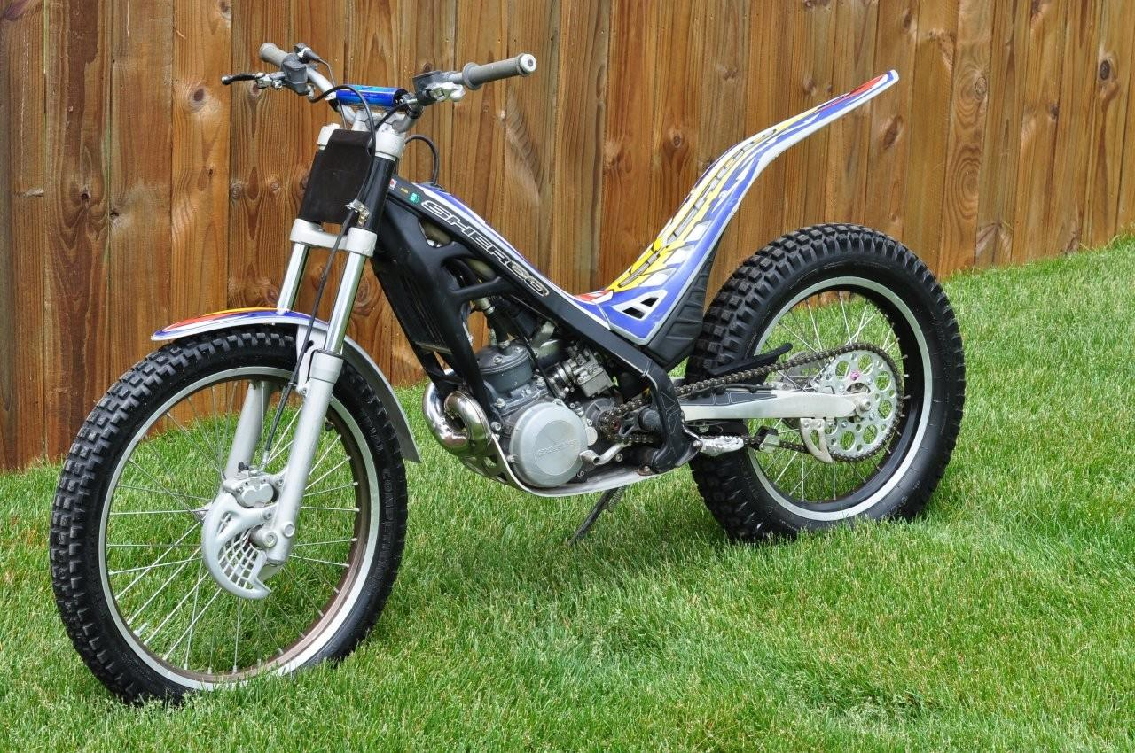 Sherco 1.25 Trial images #124591