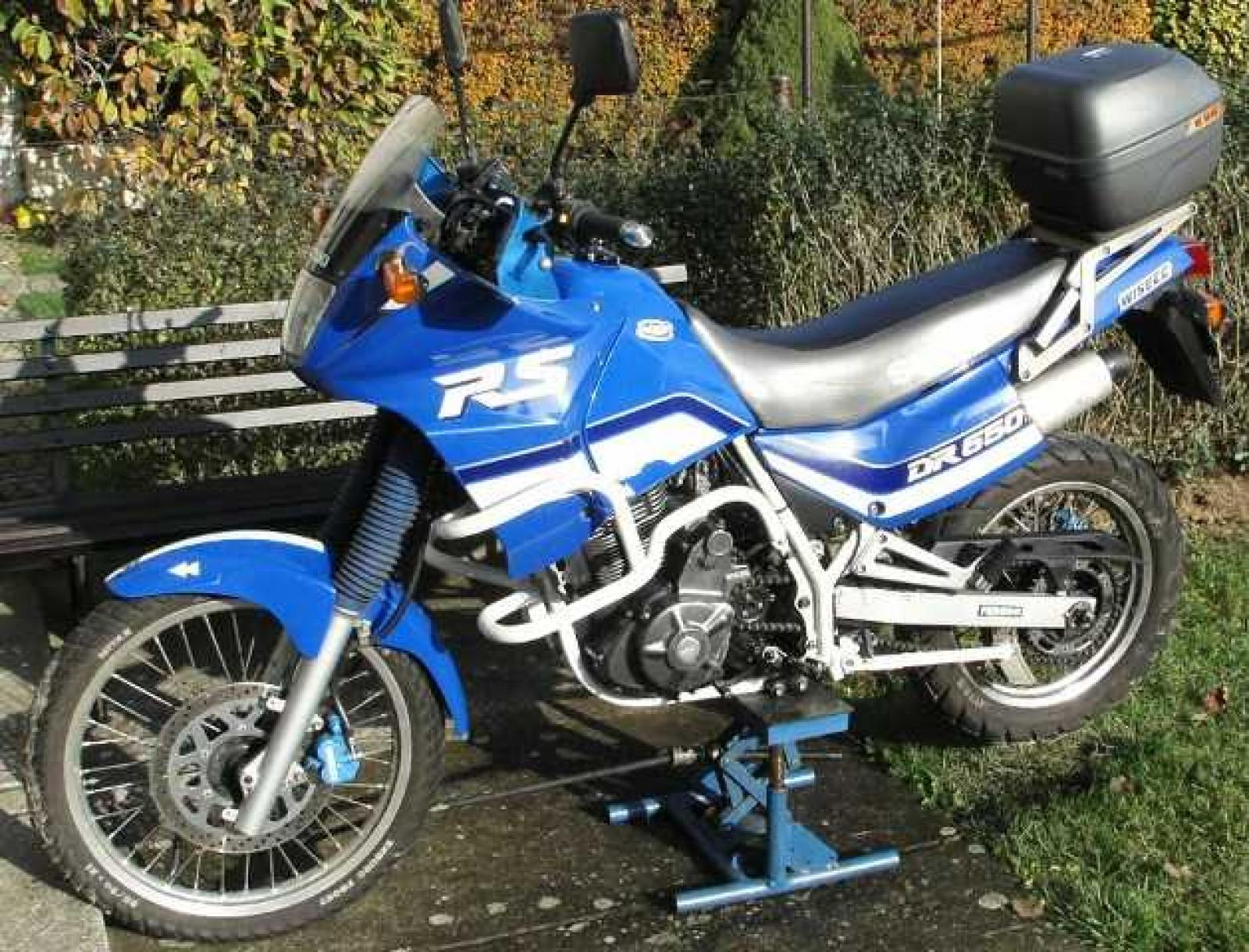 suzuki dr 650 rse pics specs and list of seriess by year. Black Bedroom Furniture Sets. Home Design Ideas