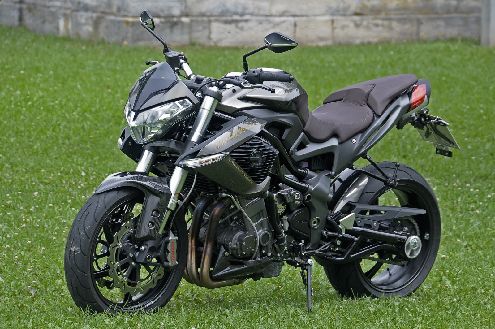 Benelli Century Racer 1130 2011 images #76405
