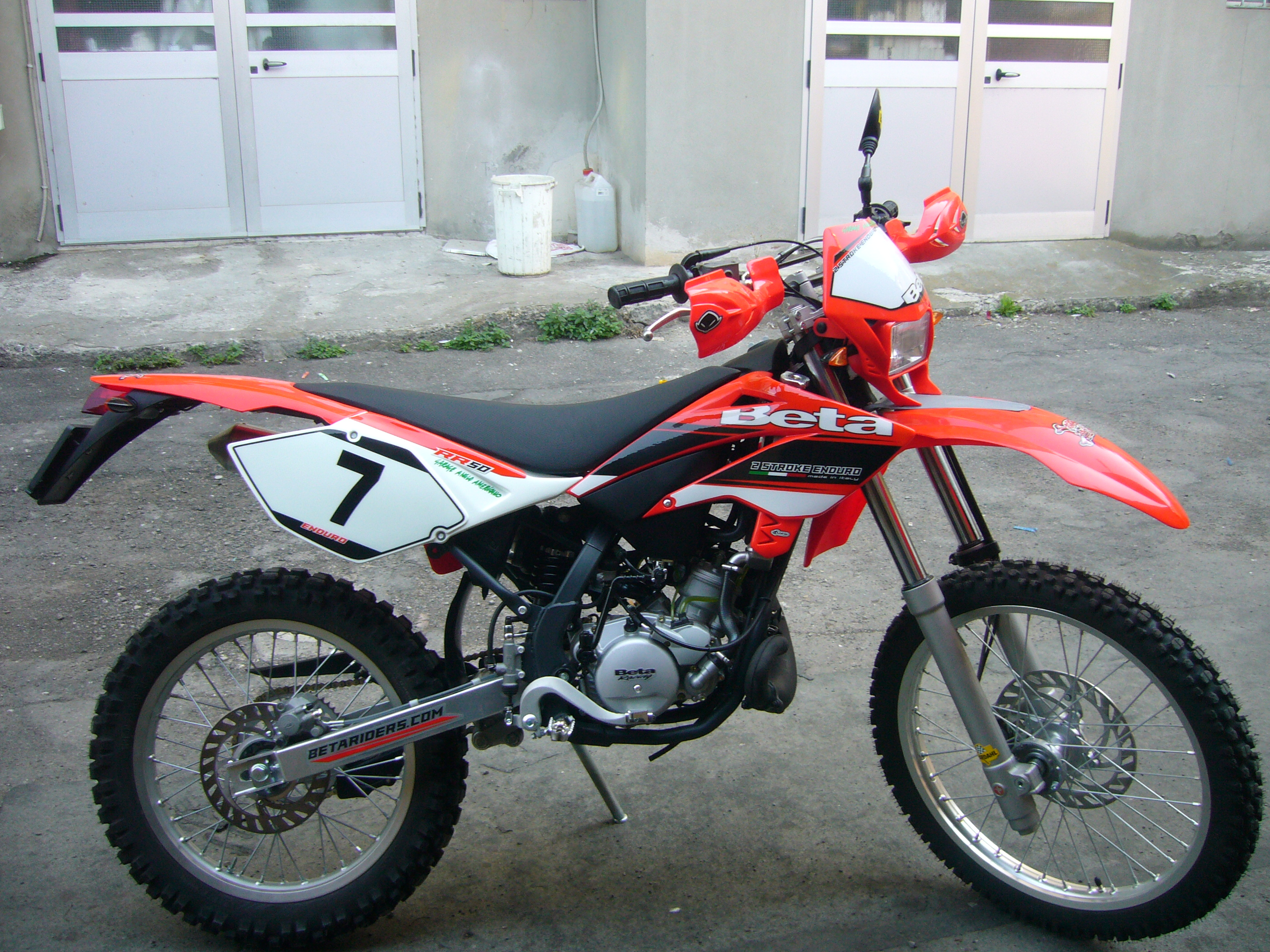 Beta RR 50 Super Motard 2001 pics #62247