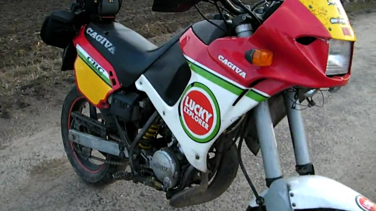 Cagiva Super City 125 1997 images #67225