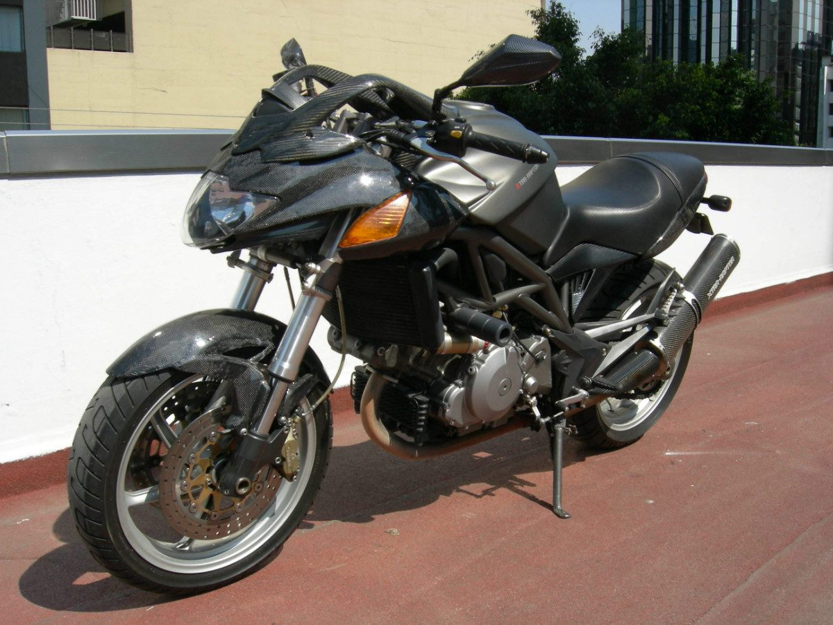 Cagiva Xtra Raptor 1000 images #68008