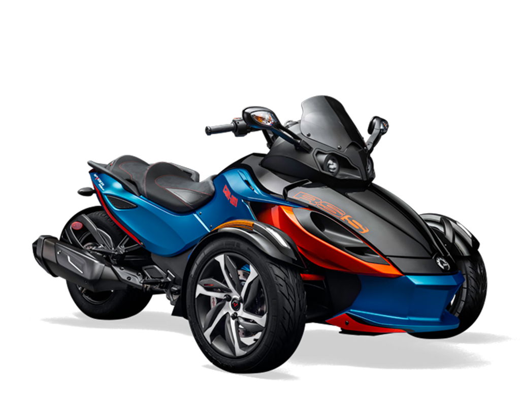 Can-Am Spyder RS-S images #153614