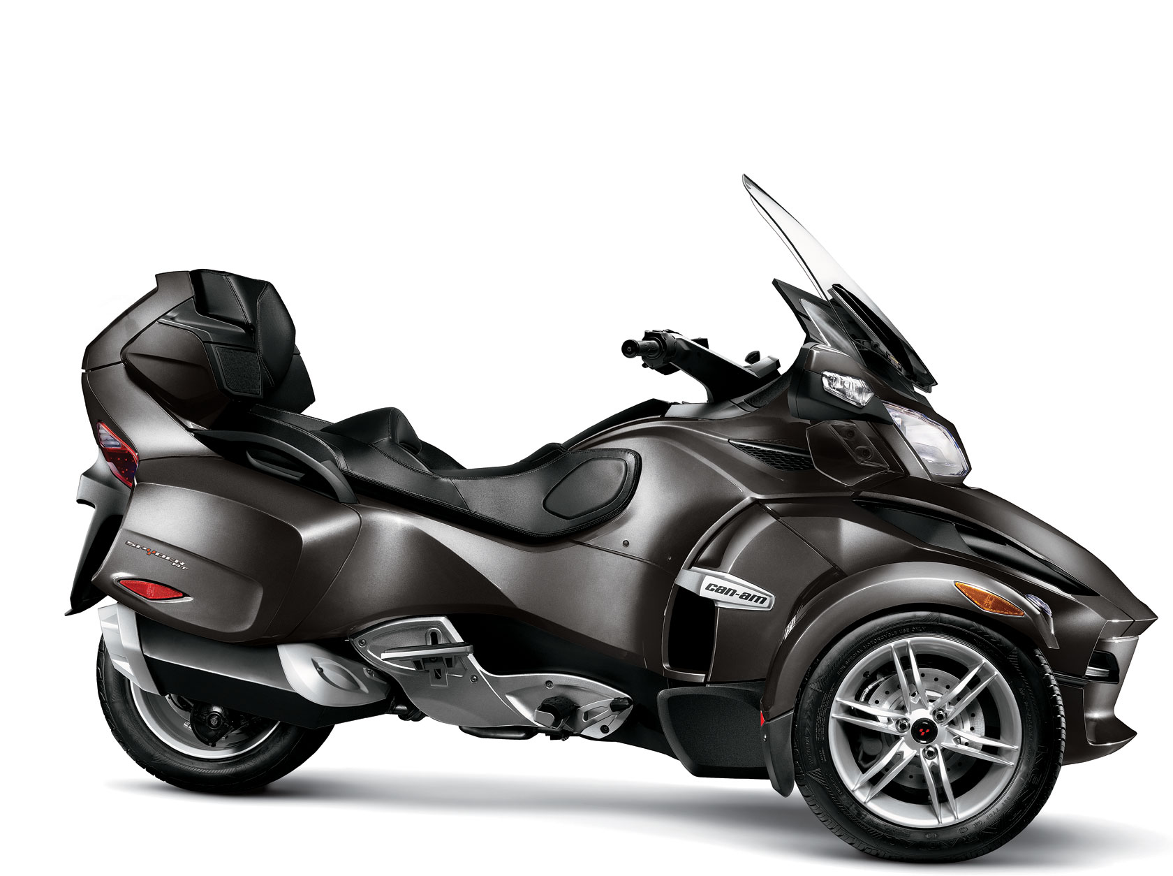 Can-Am Spyder RT 2011 images #94458
