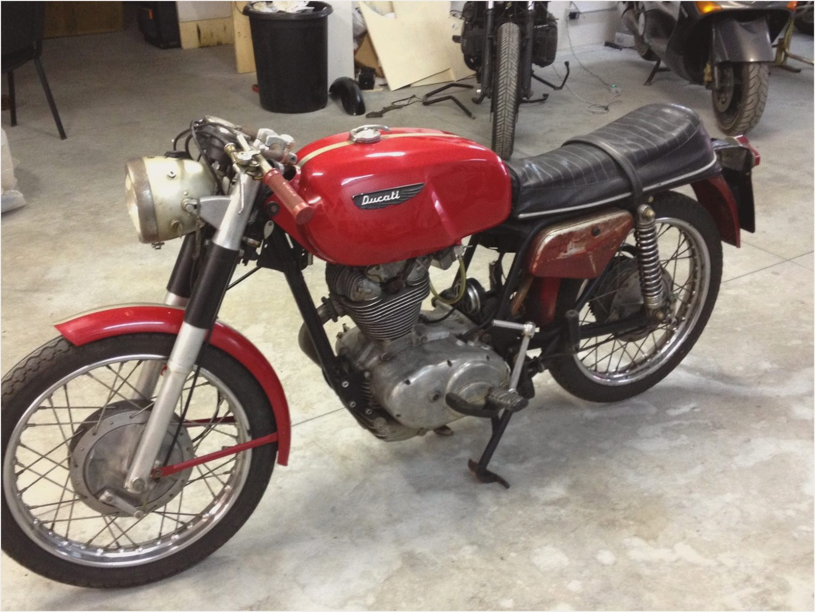 Ducati 250 Mark 3 1973 images #78585