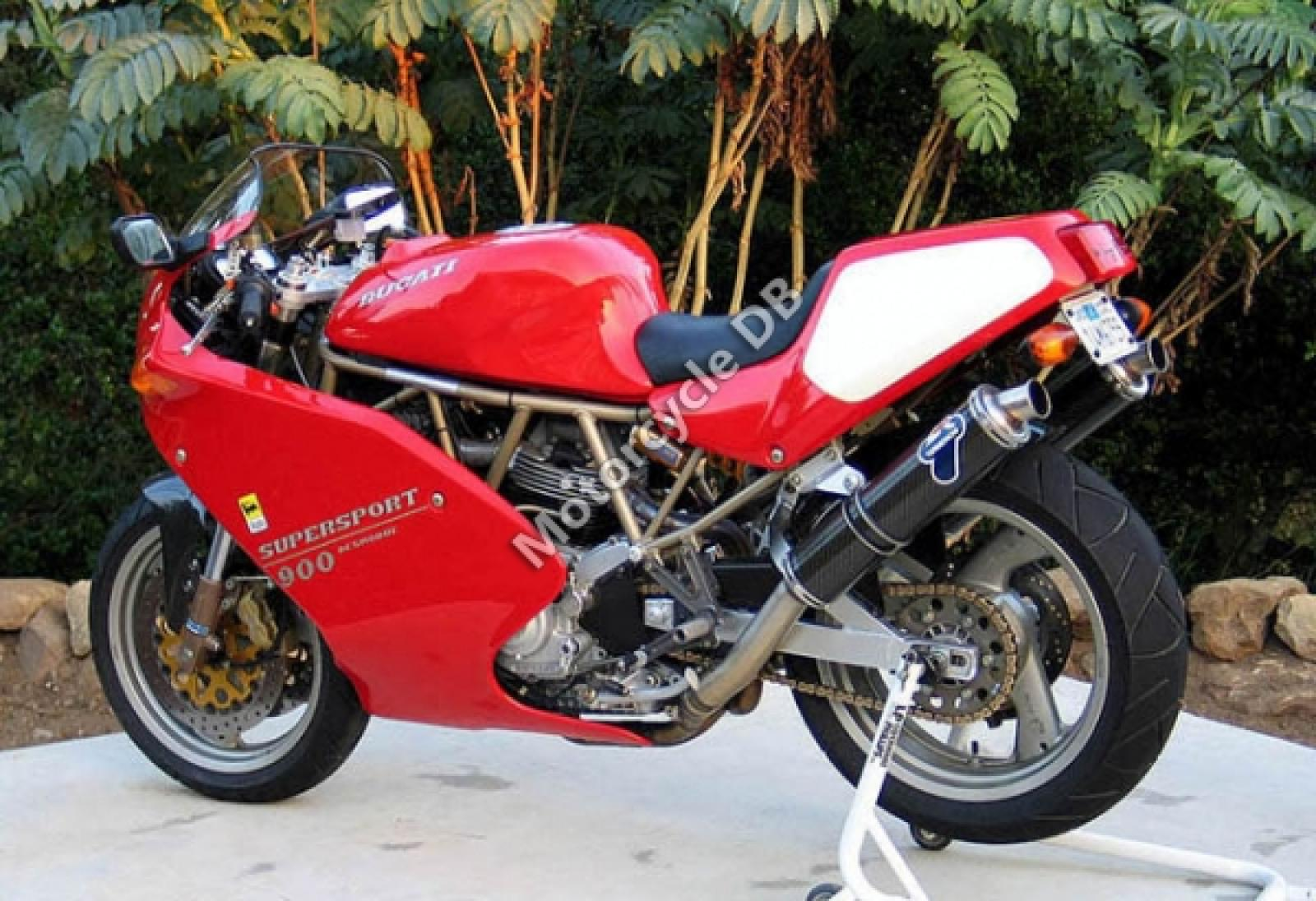 Ducati 750 SS 1994 images #78885