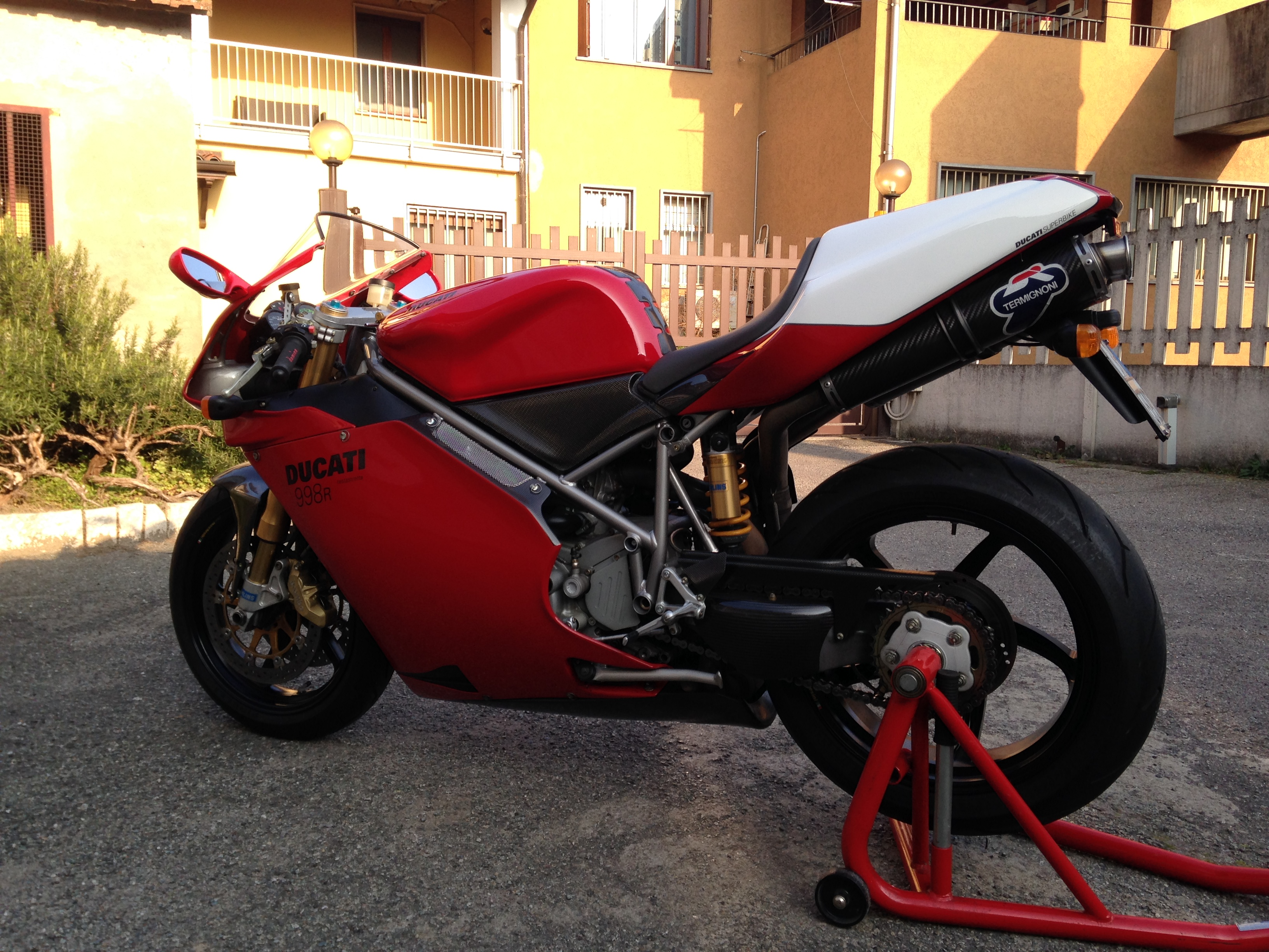 Ducati 998 R wallpapers #11175