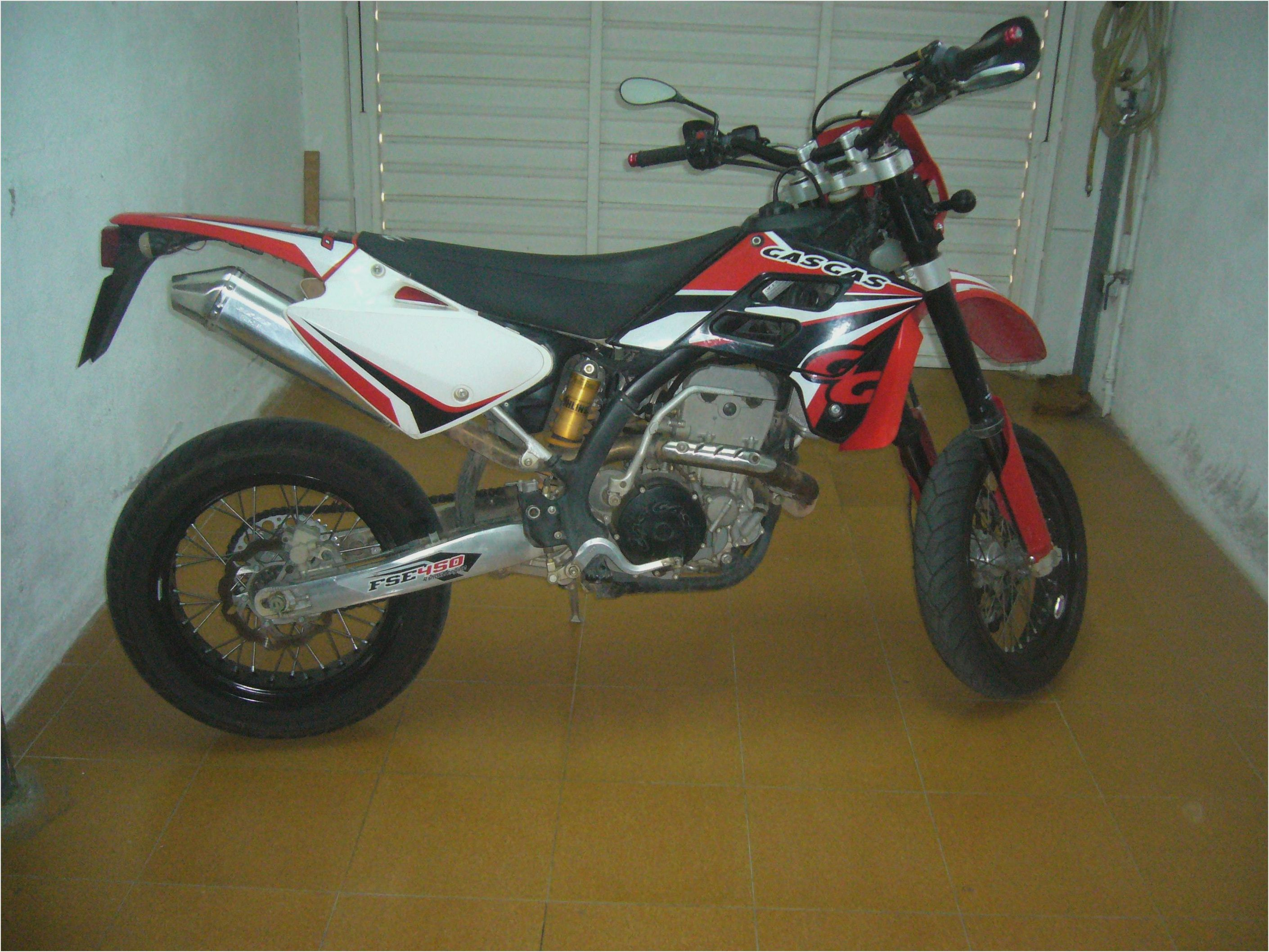 GAS GAS SM 450 images #73542