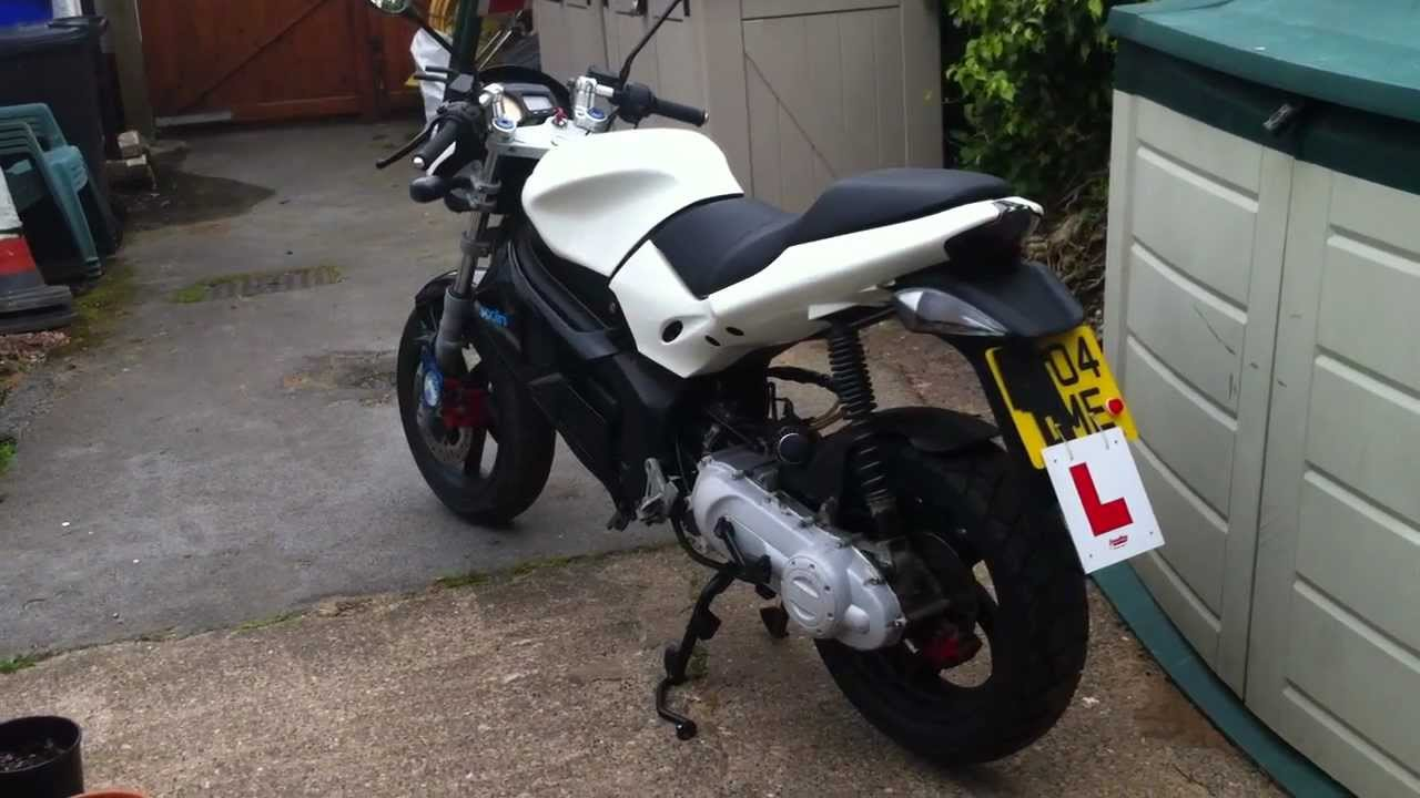 Gilera DNA 125 2004 images #73641