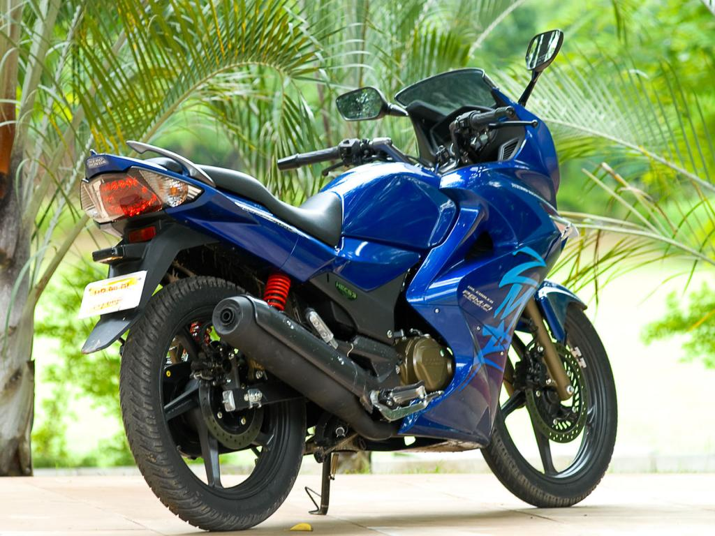 Hero Honda Karizma 2007 wallpapers #144594