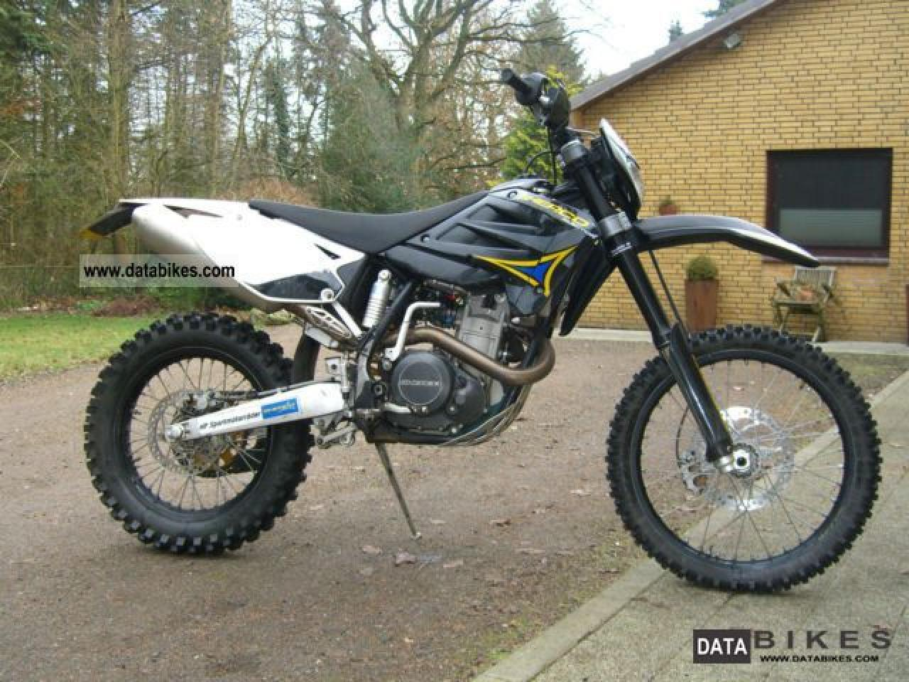 Highland 950 V2 Outback Supermoto wallpapers #137946