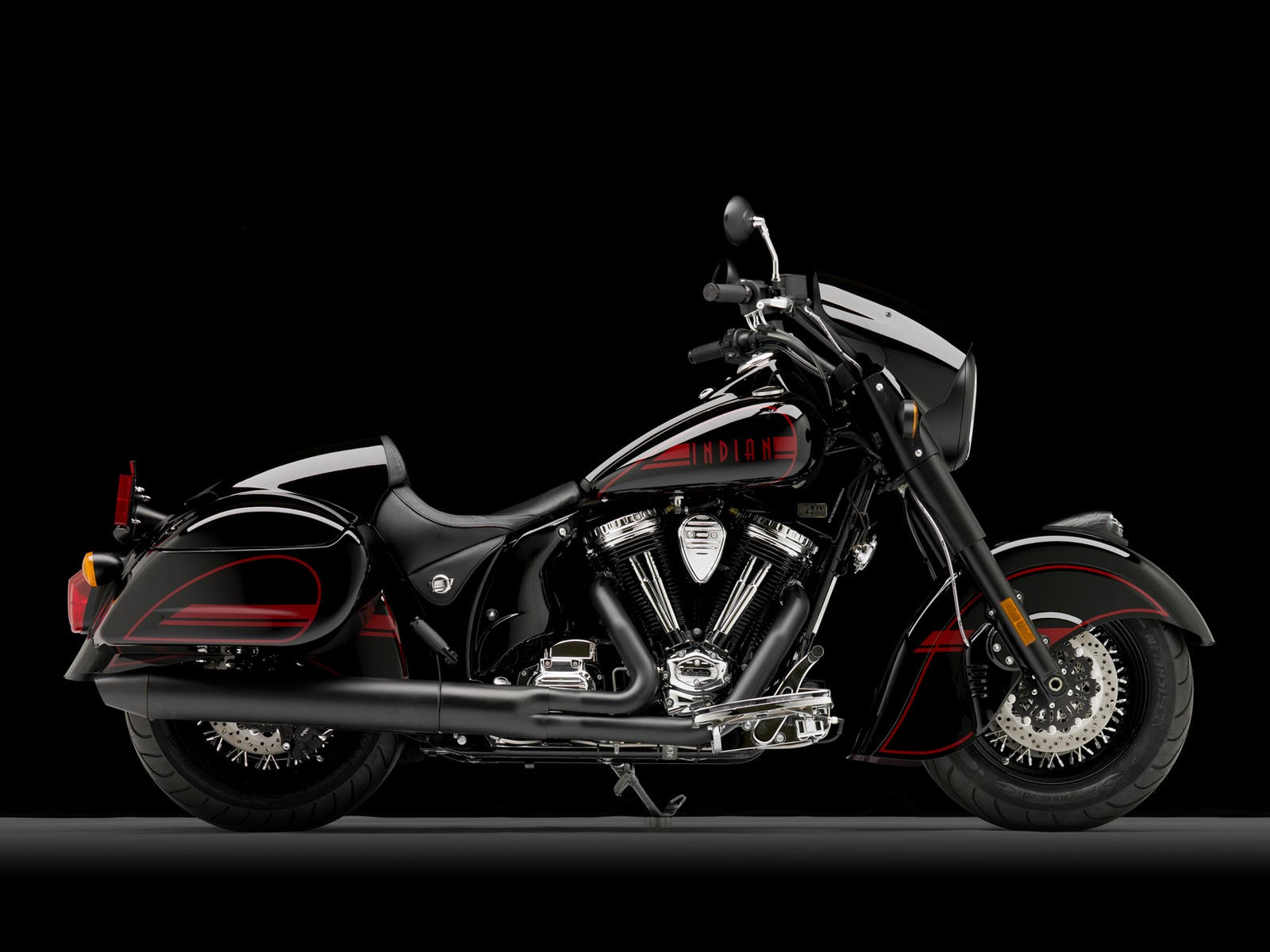 Indian Chief Blackhawk Dark 2010 images #99222
