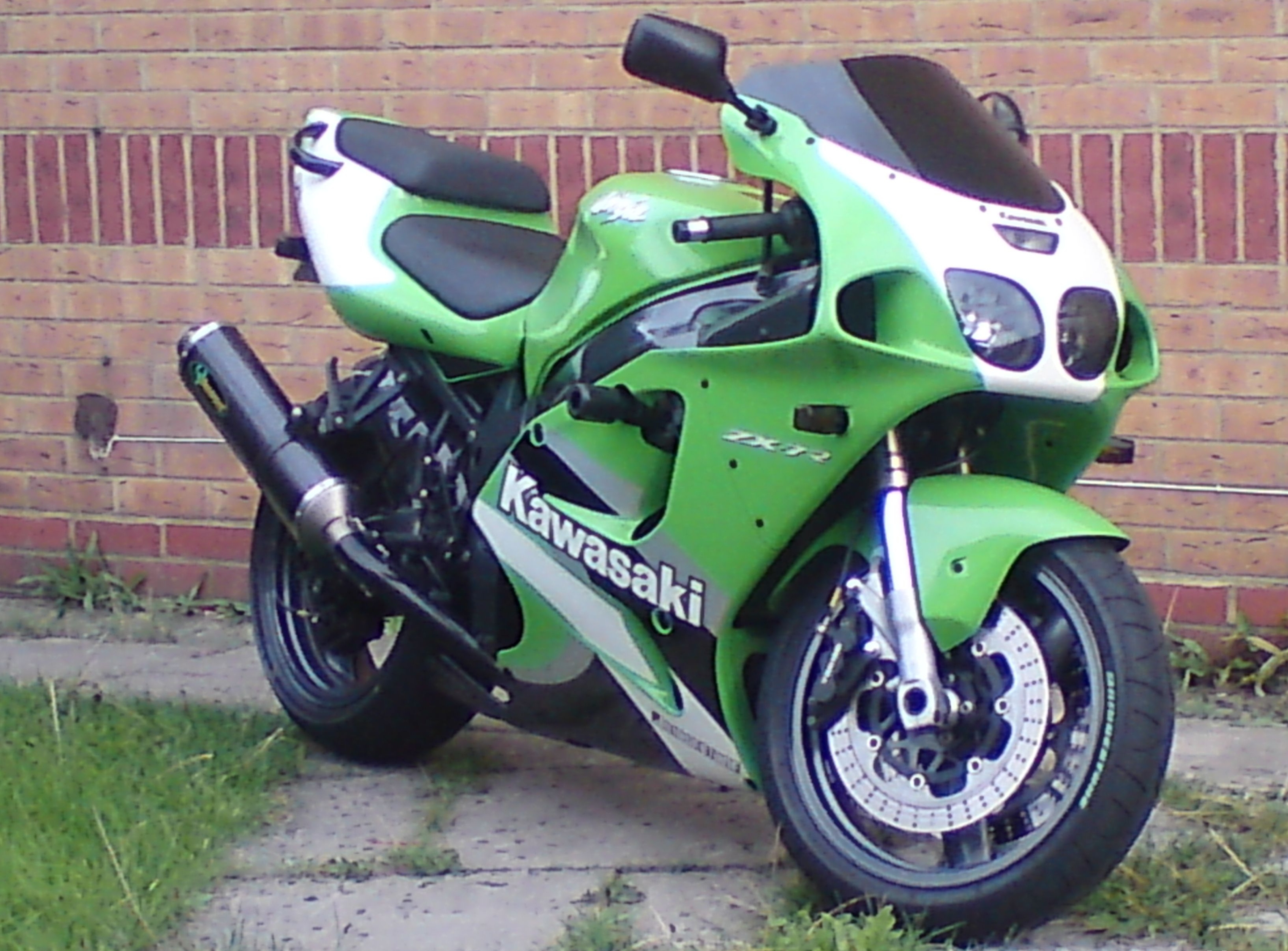 Kawasaki Ninja ZX-7R 2000 wallpapers #134676