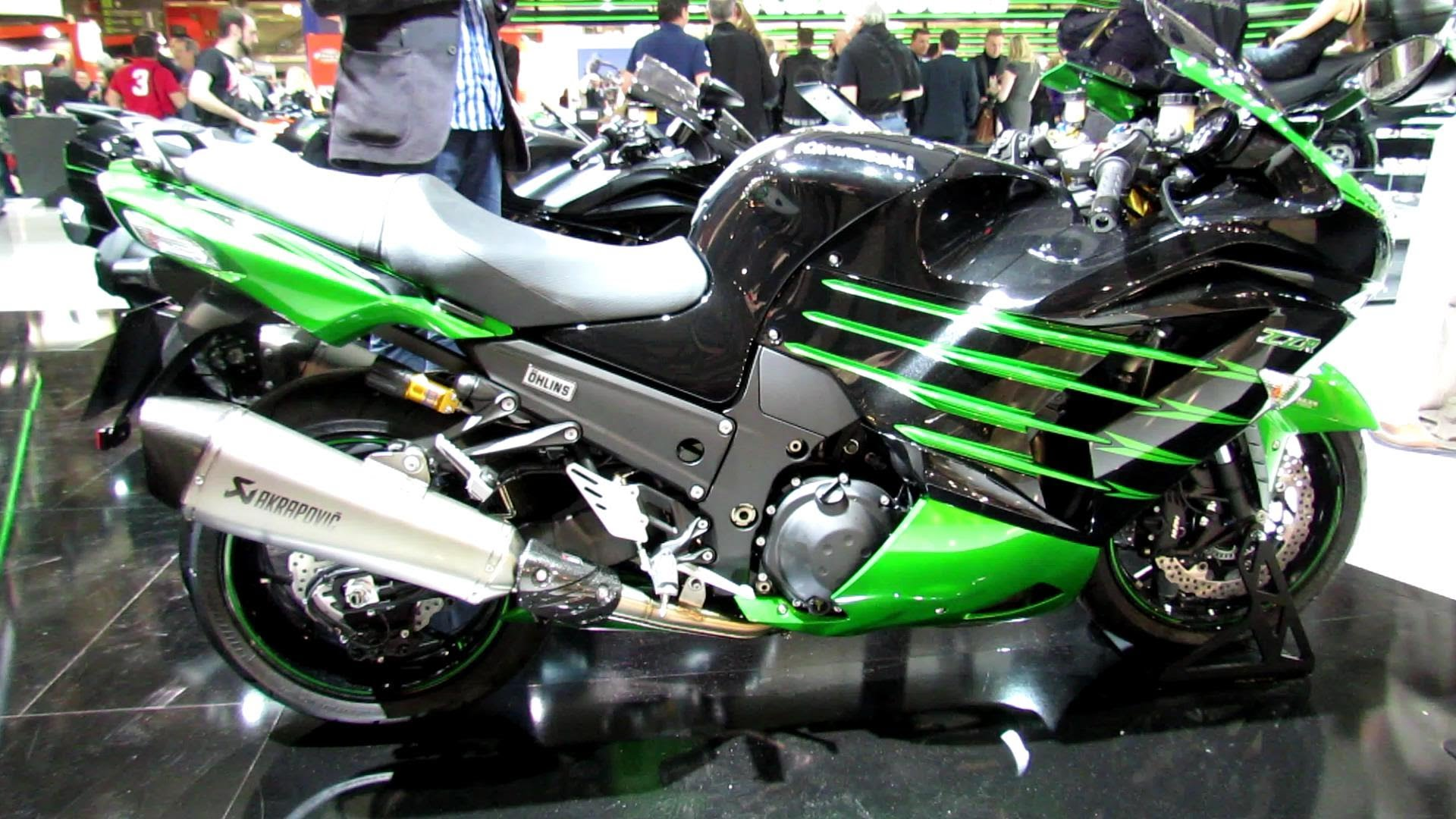 Kawasaki ZZR 1400SpecialEdition 2013 images #86522