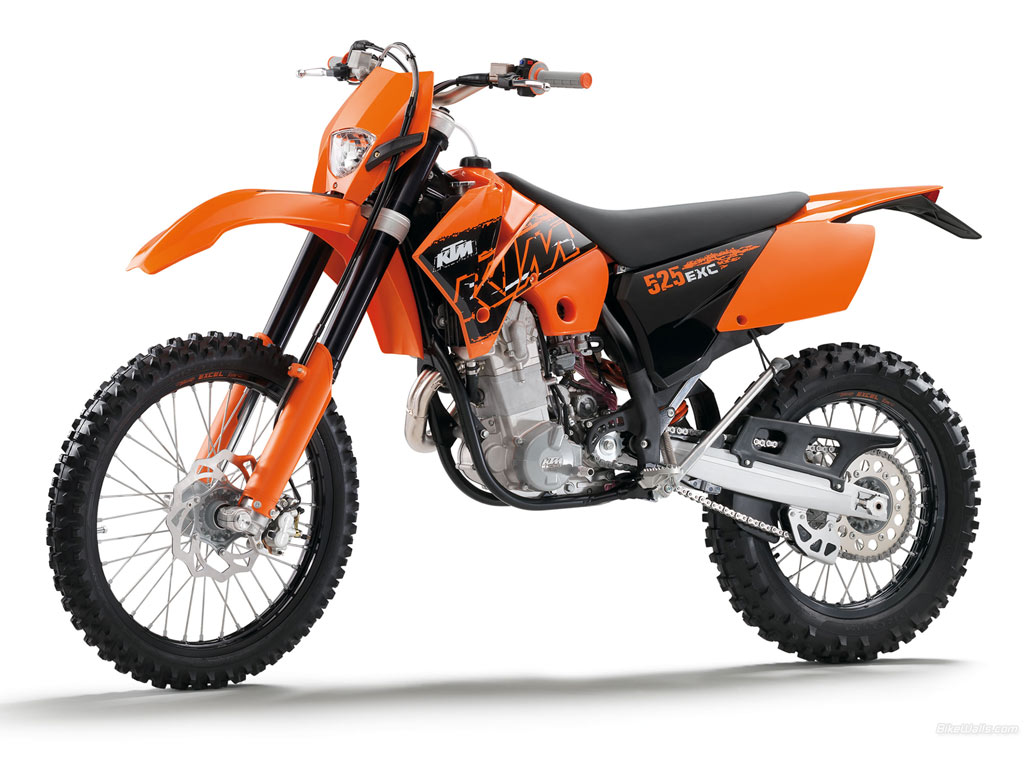 KTM 450 EXC Racing 2005 images #86422