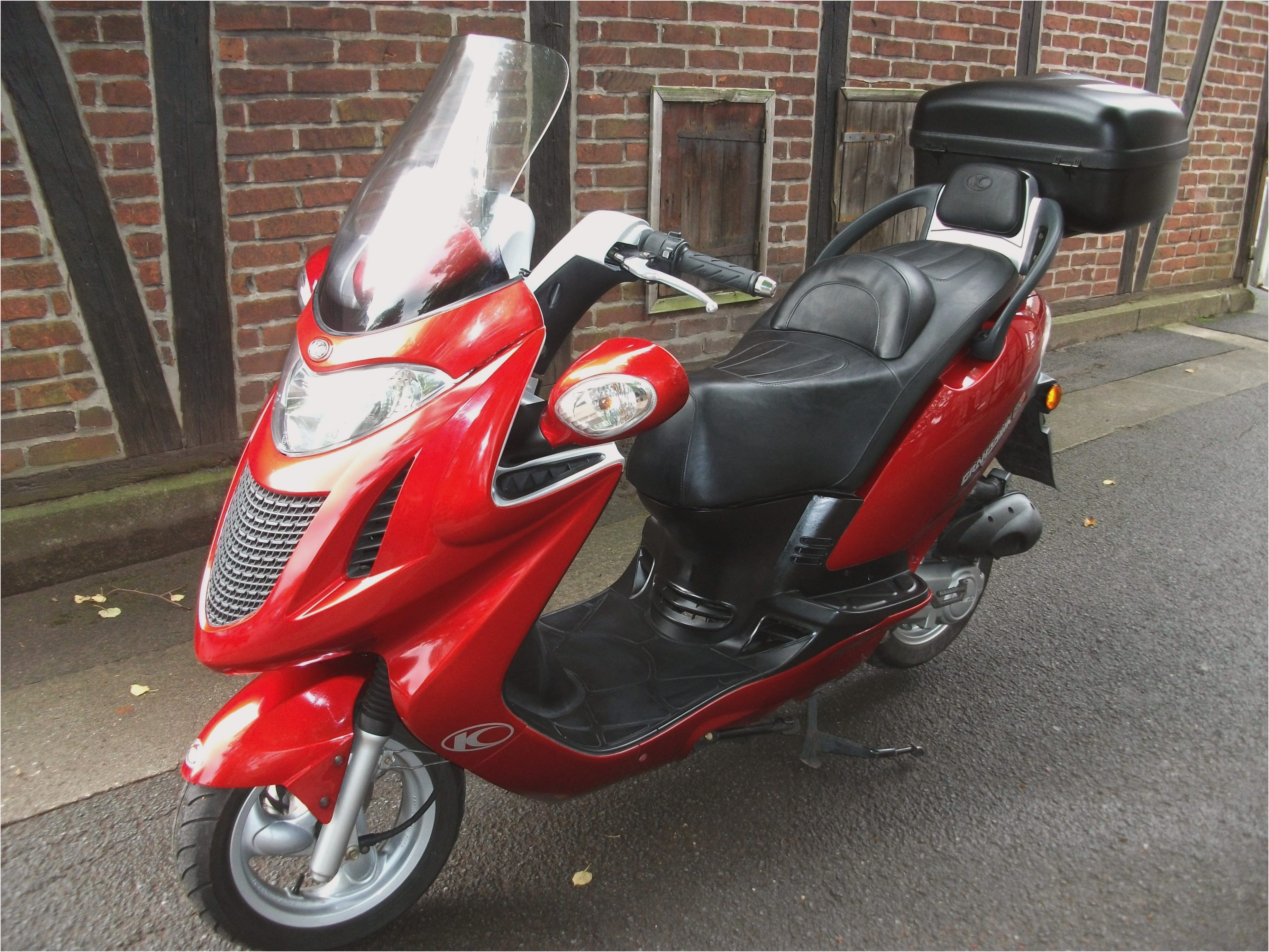 Kymco Grand Dink S 125 images #102188
