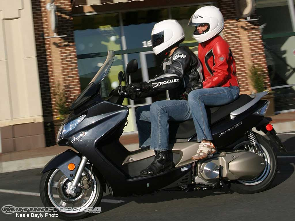 Kymco Xciting 500i 2010 images #101992