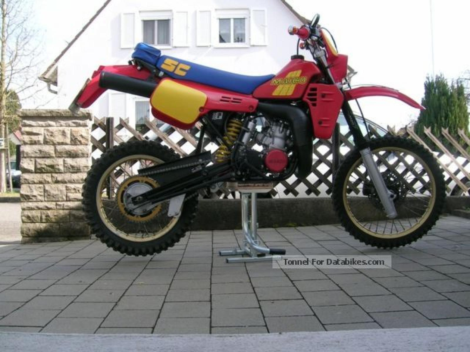 Maico GME 250 1984 images #102388