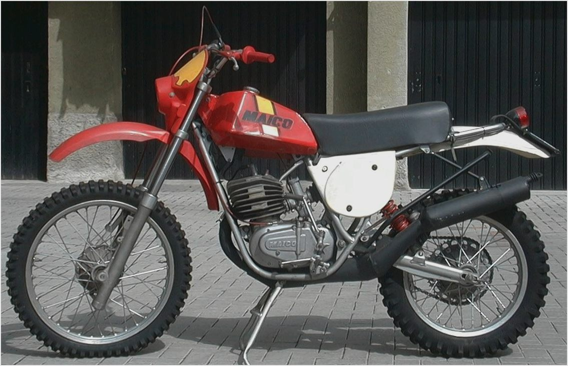 Maico MD 250 WK 1978 images #103083