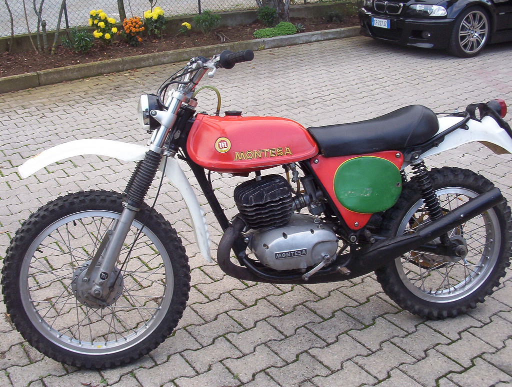 Montesa 250 King Scorpion Pics Specs And List Of Seriess By Year Onlymotorbikes Com