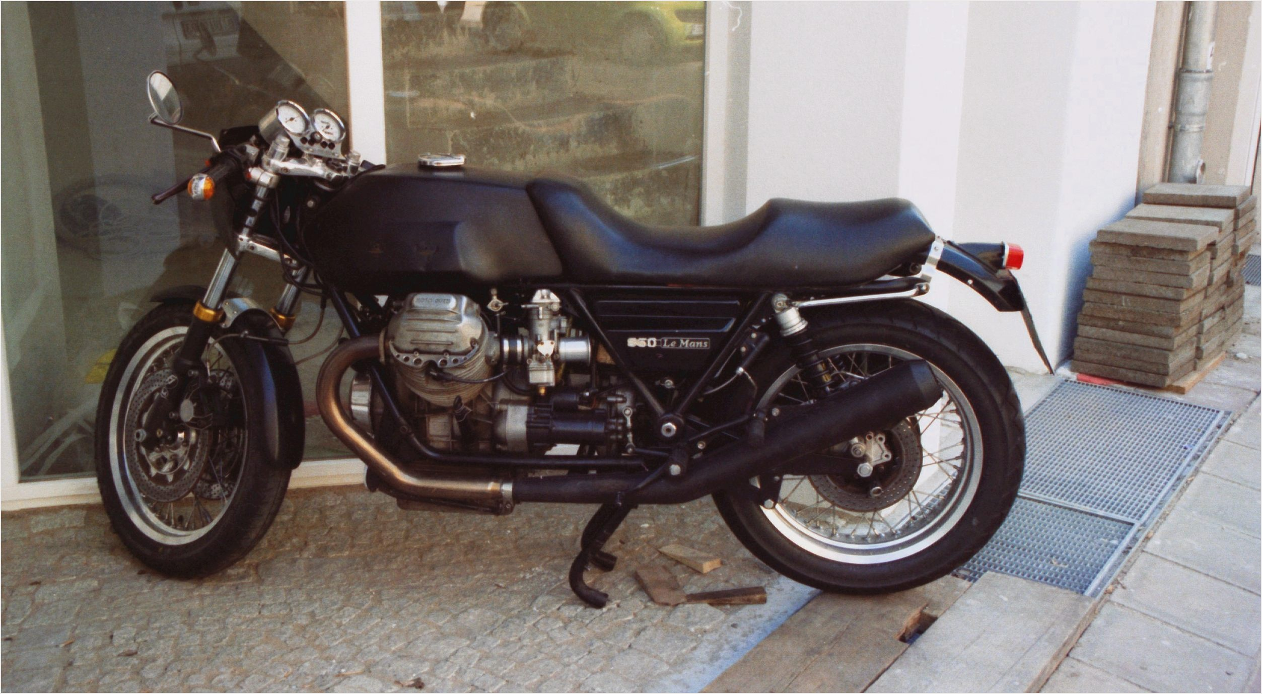 Moto Guzzi California 1100 Injection 1994 images #108130